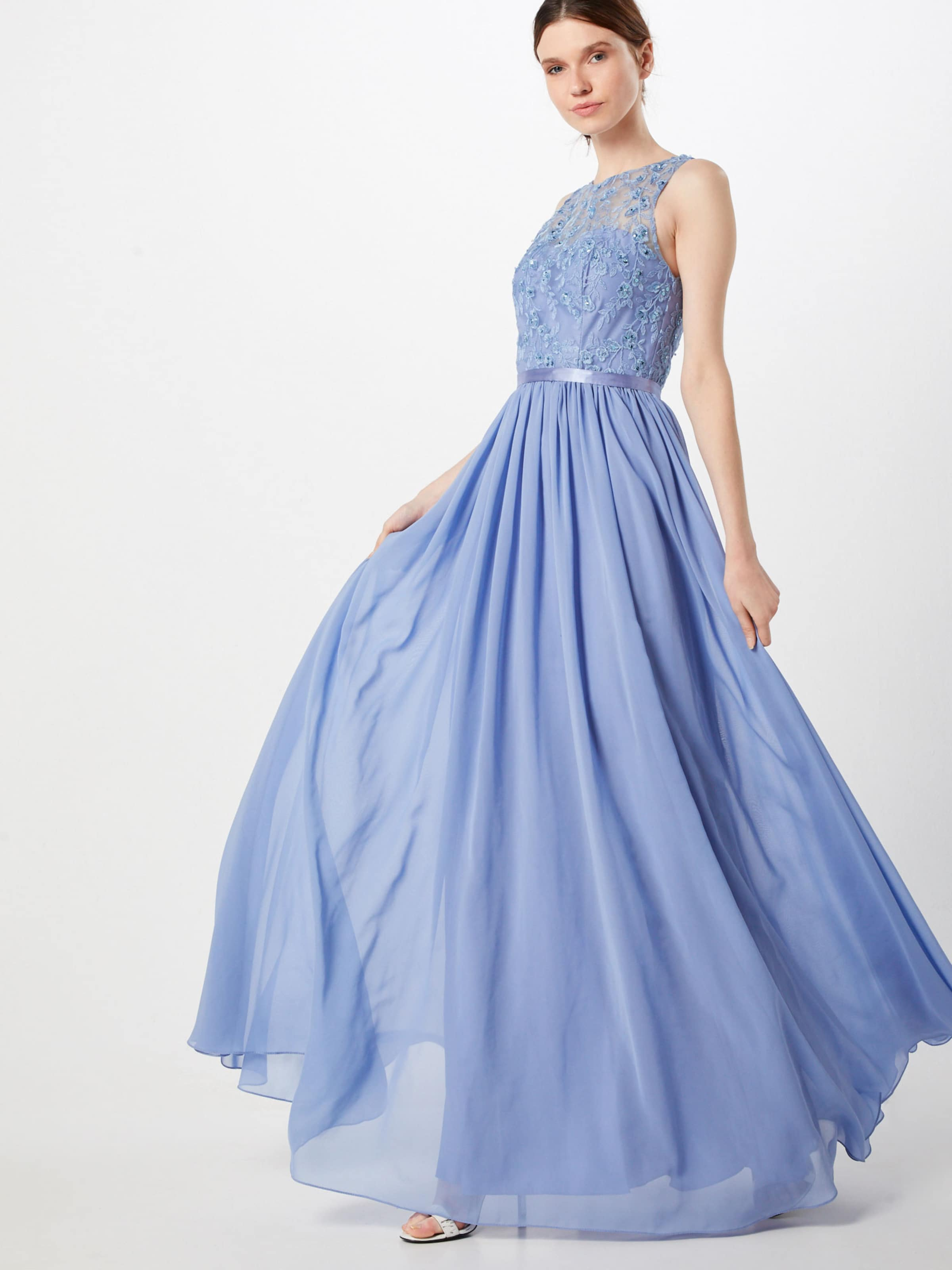 Soirée Bleu Laona De Clair Robe En T1clFKJ