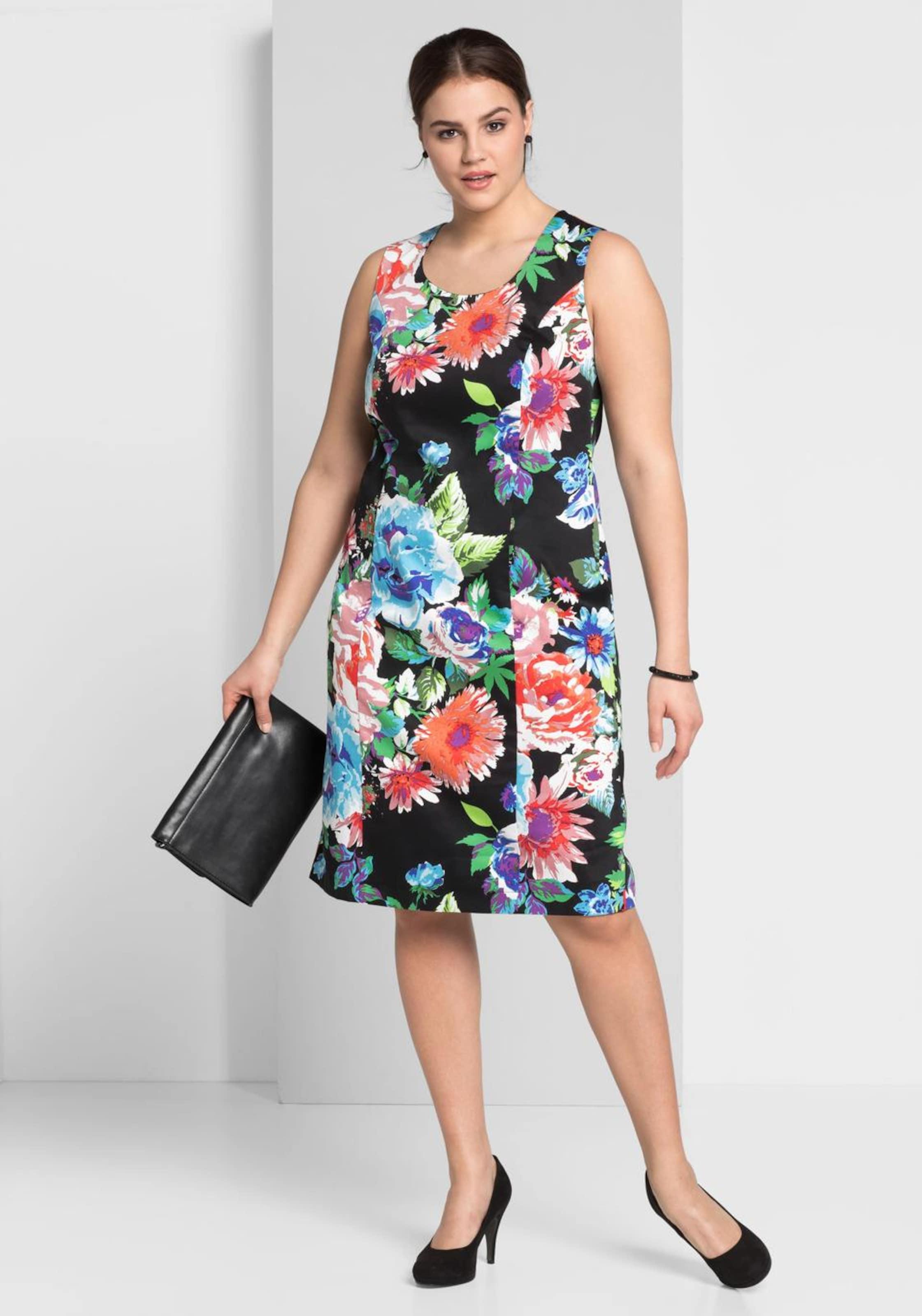 Style Sheego Sheego Kleid MischfarbenSchwarz Style In shQrdtC
