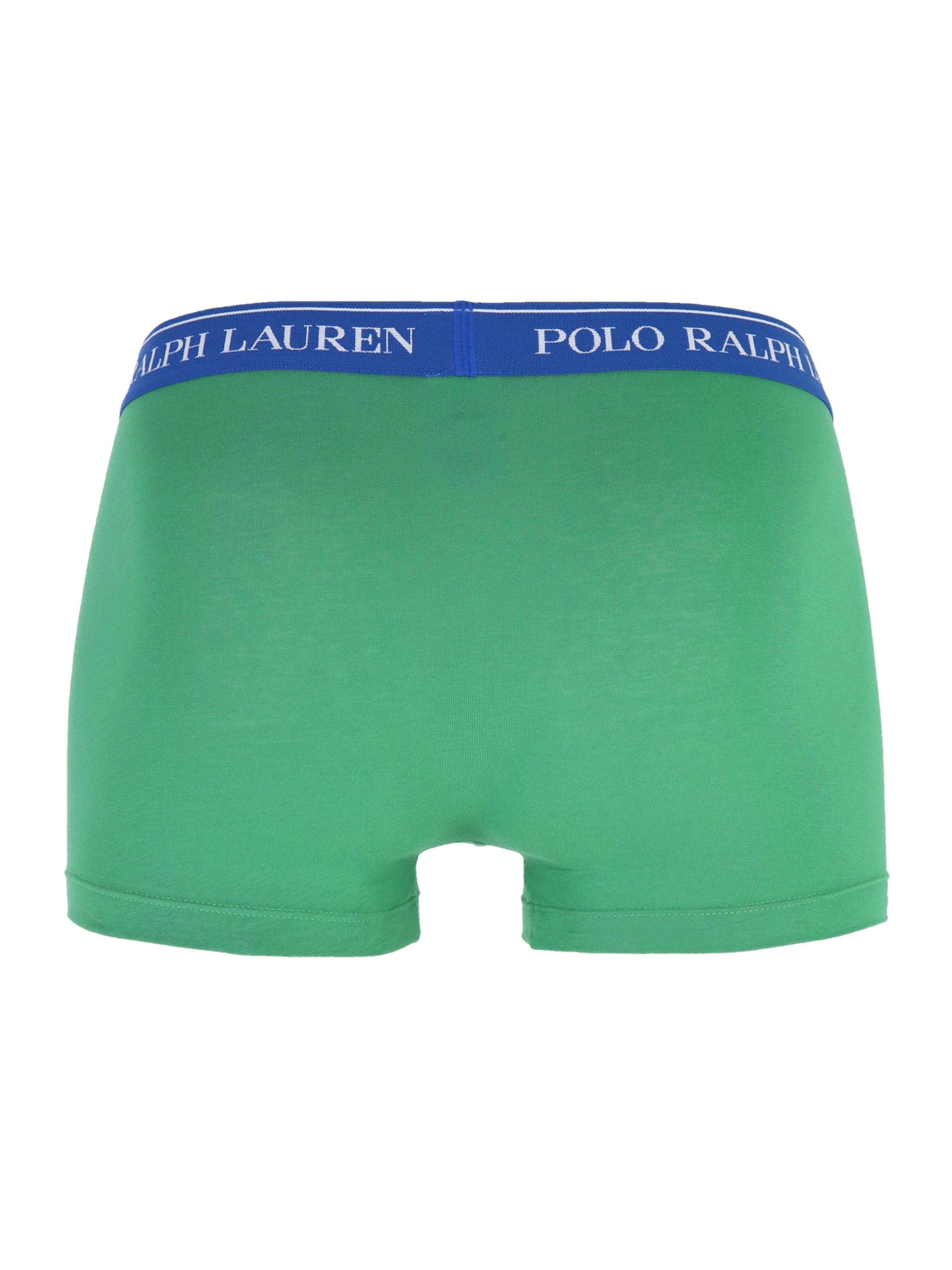 BleuMarine Blanc En Polo Lauren Ralph Boxers zVSUMp