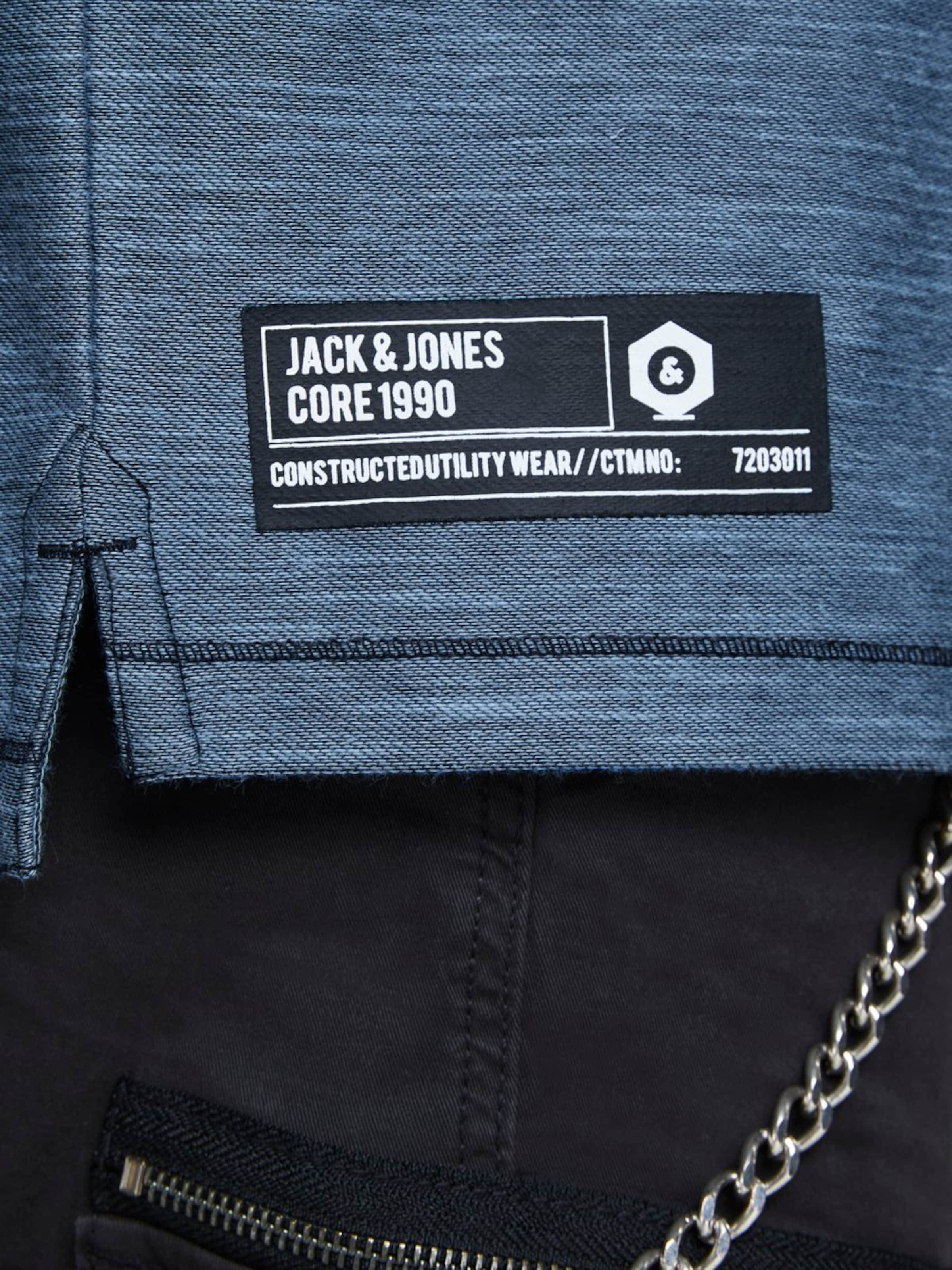 Jones T Jackamp; Marine Bleu En shirt 0OPX8kwn