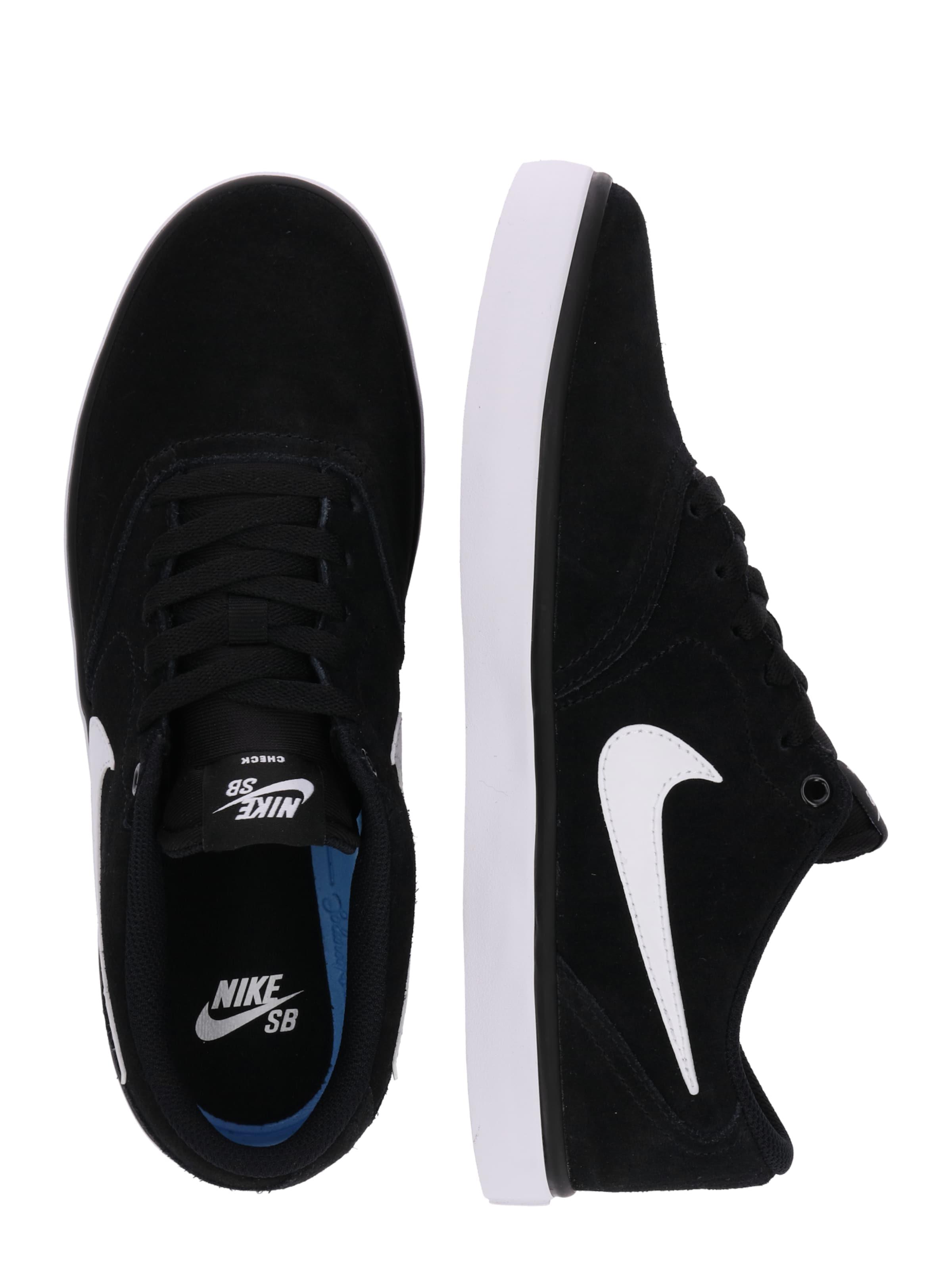 Solarsoft Skate' Check Noir Basses En Nike Sb Baskets 'sb LUqSzMVpG
