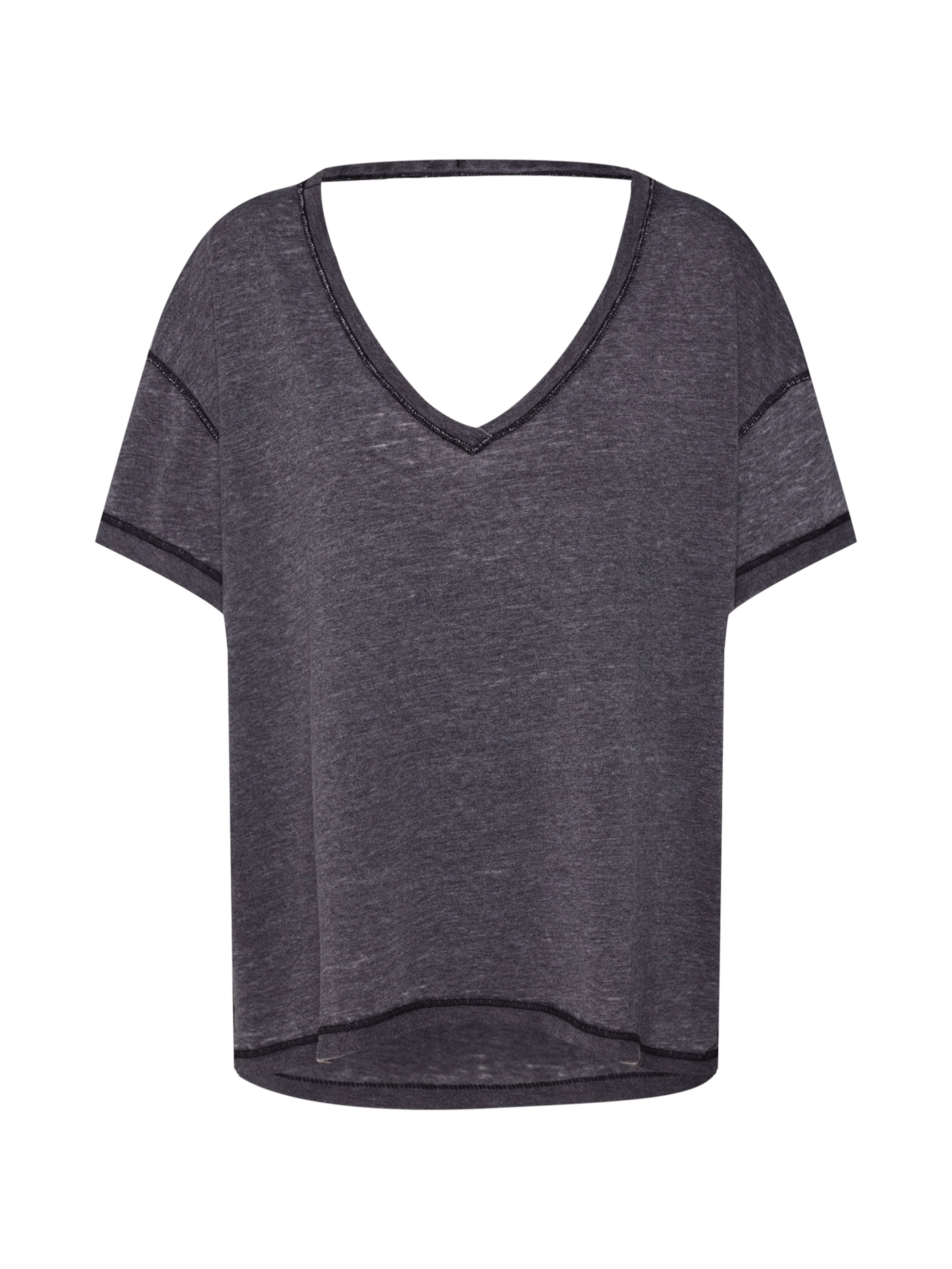 People shirt 'all T En Mine' Anthracite Oversize Free lF1JTK3c