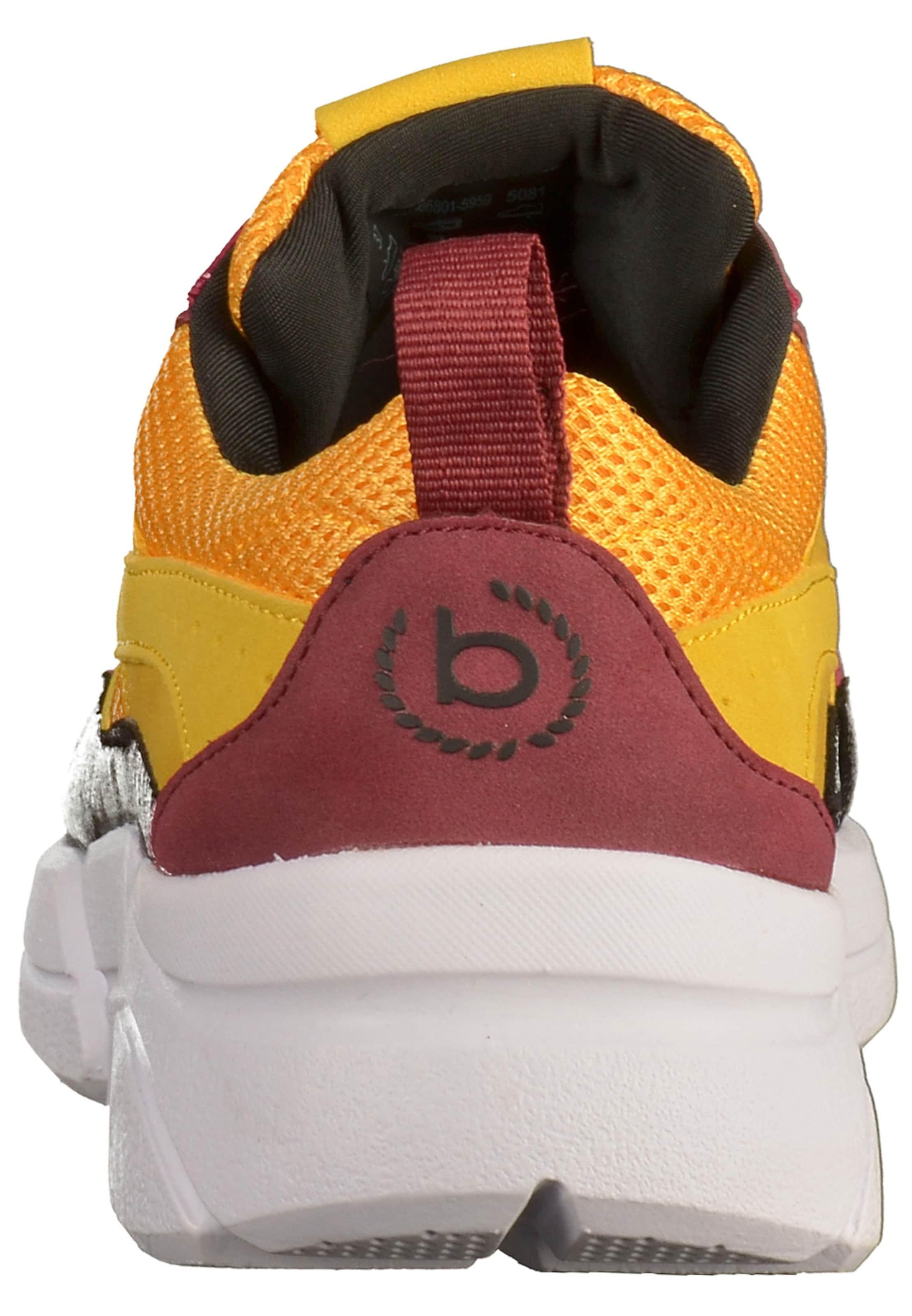Rose En Baskets Bugatti JauneOrange Basses l1cJFK