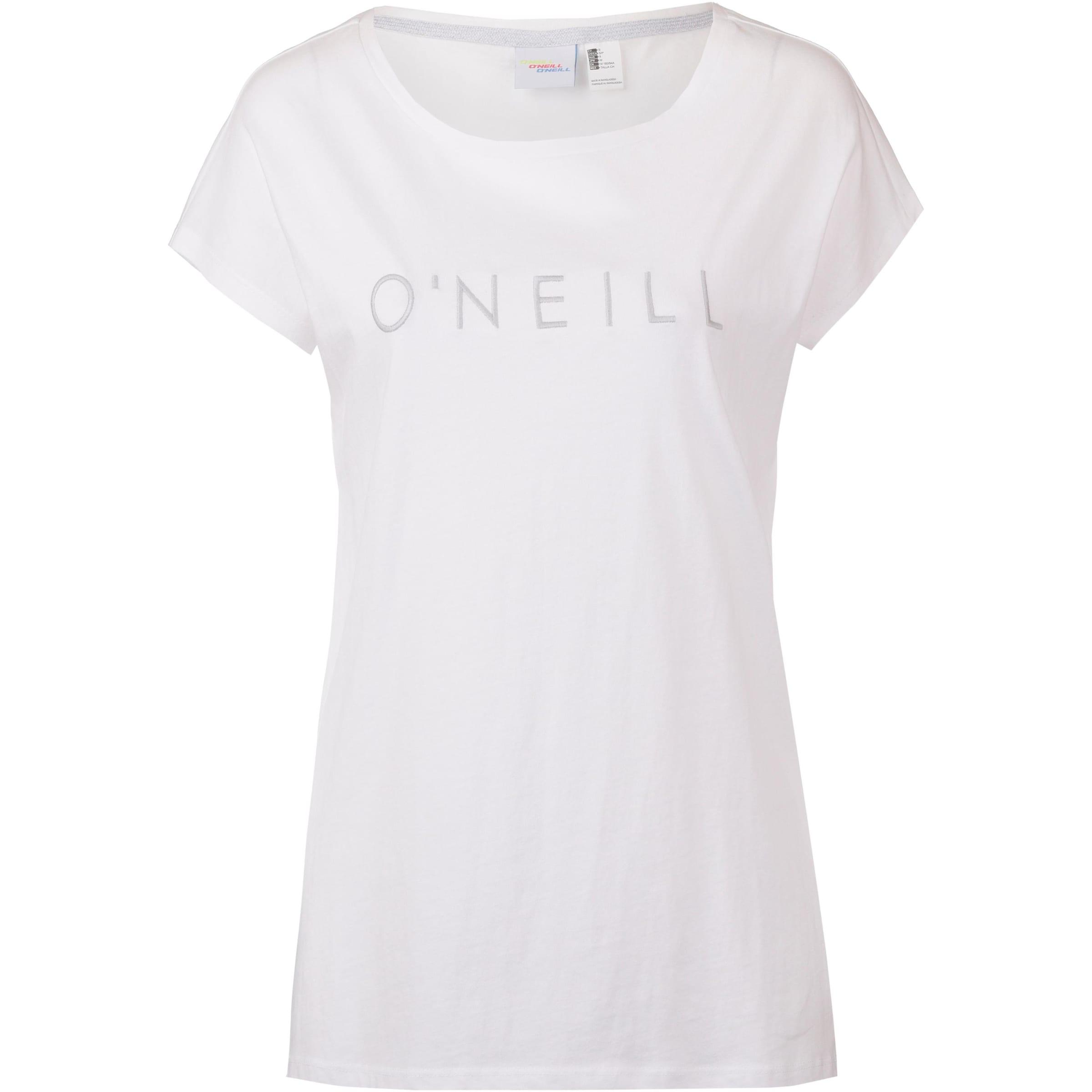 O'neill T Weiß In 'essentials' shirt F1clJK