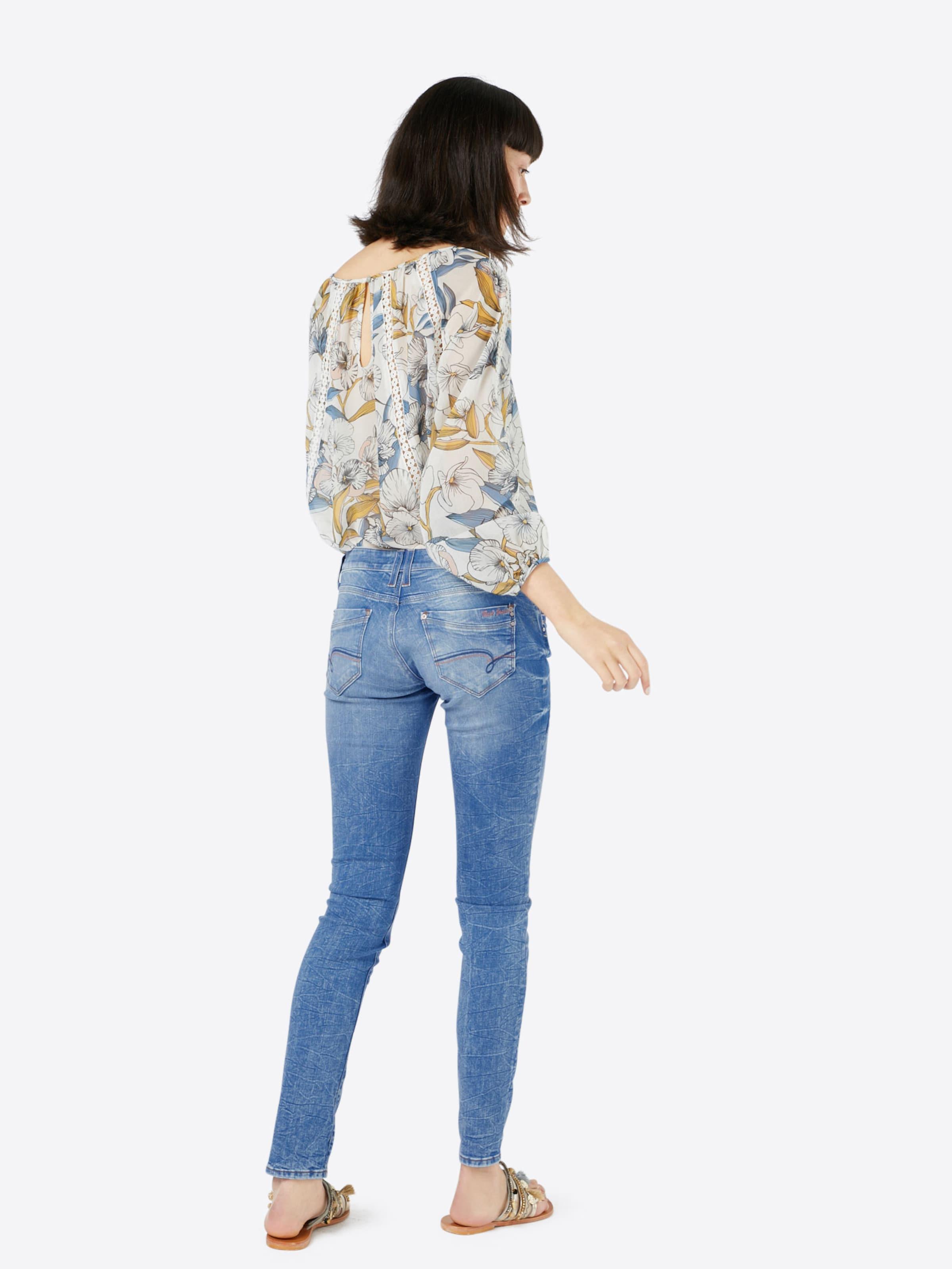 Jean Mavi Mavi 'lindy' En Jean 'lindy' Bleu En Bleu 0wPO8nk