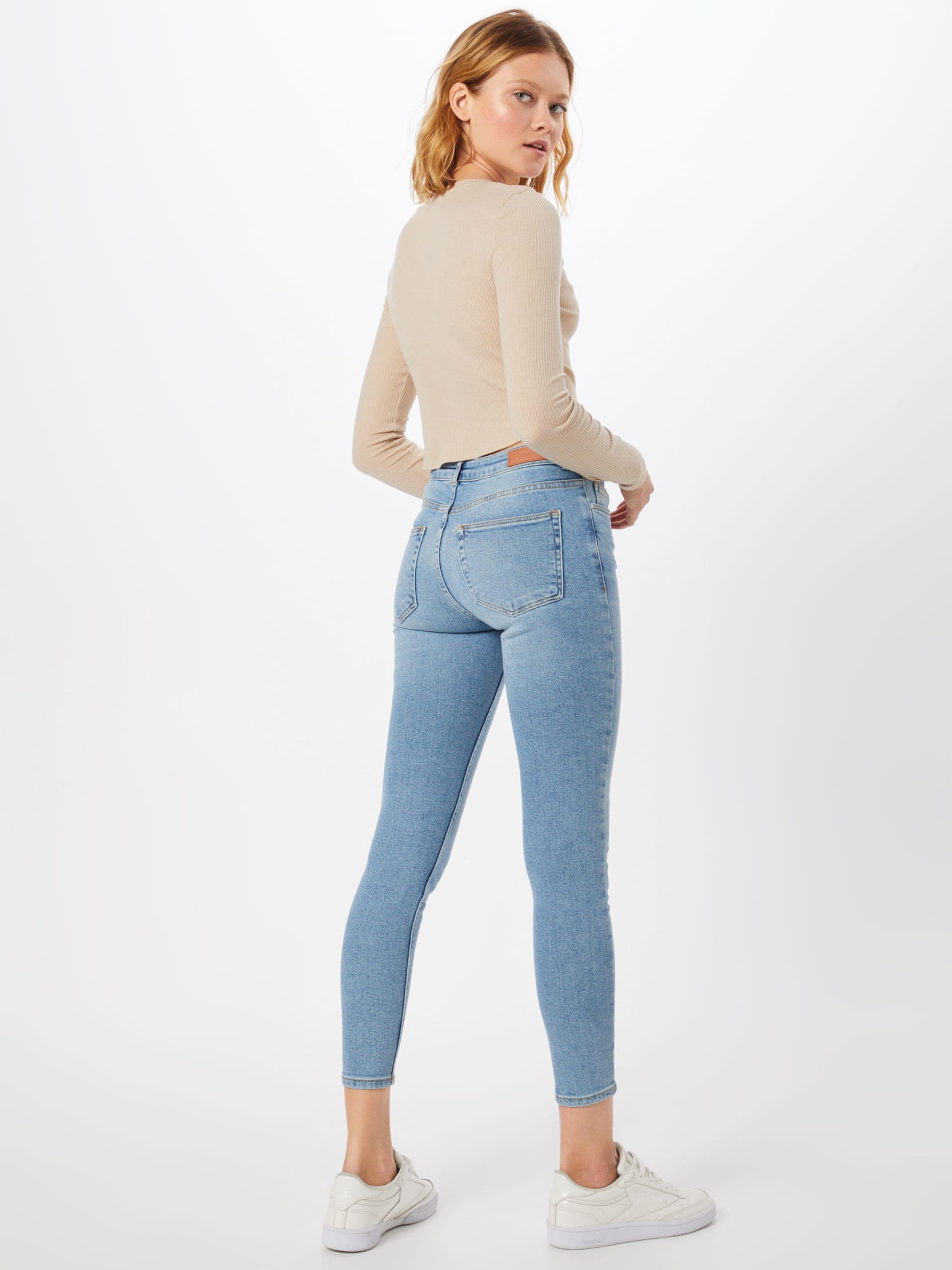 Bleu Blue D Mid Jean 'skinny En Review Denim jeans' DH9EWI2