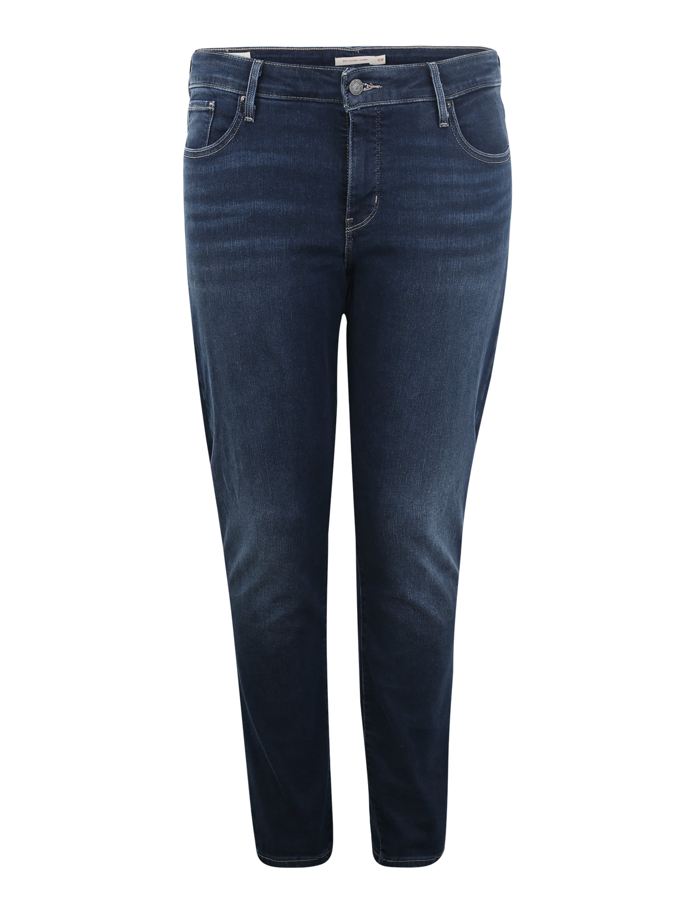 Pl En Levi's® Jean Skinny' Plus Denim Shaping Noir '311 RS5Lq34Ajc