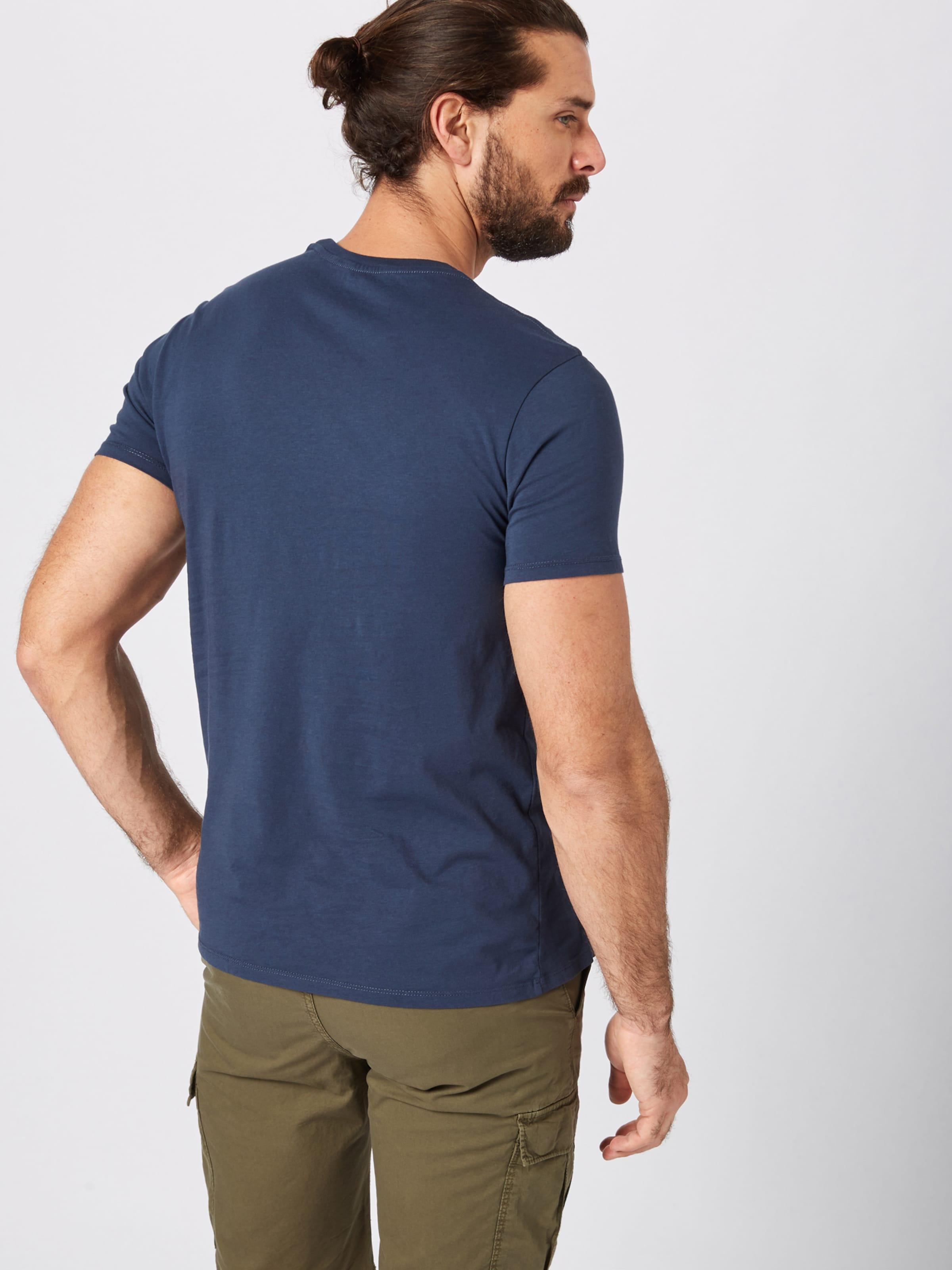 T shirt Levi's Tee' Graphic En Bleu Foncé 'housemark dxBoeC