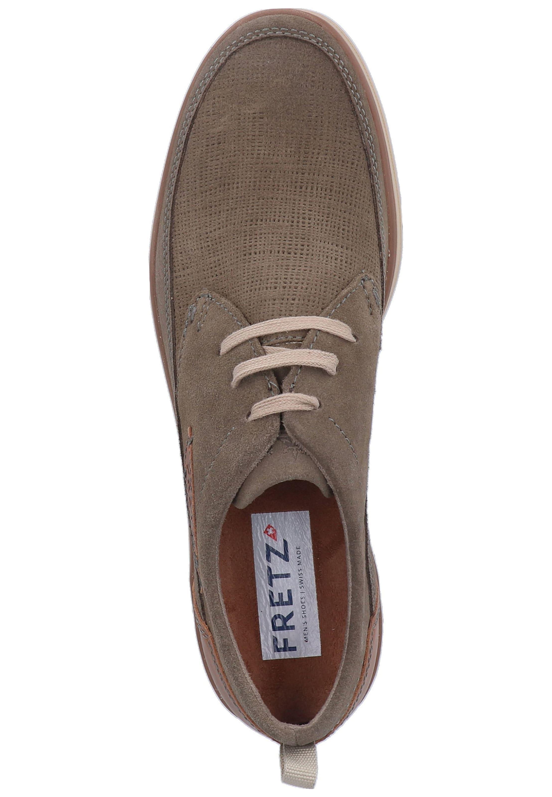 En MarronBronze Men Lacets Fretz Chaussure À lFu3TK1Jc