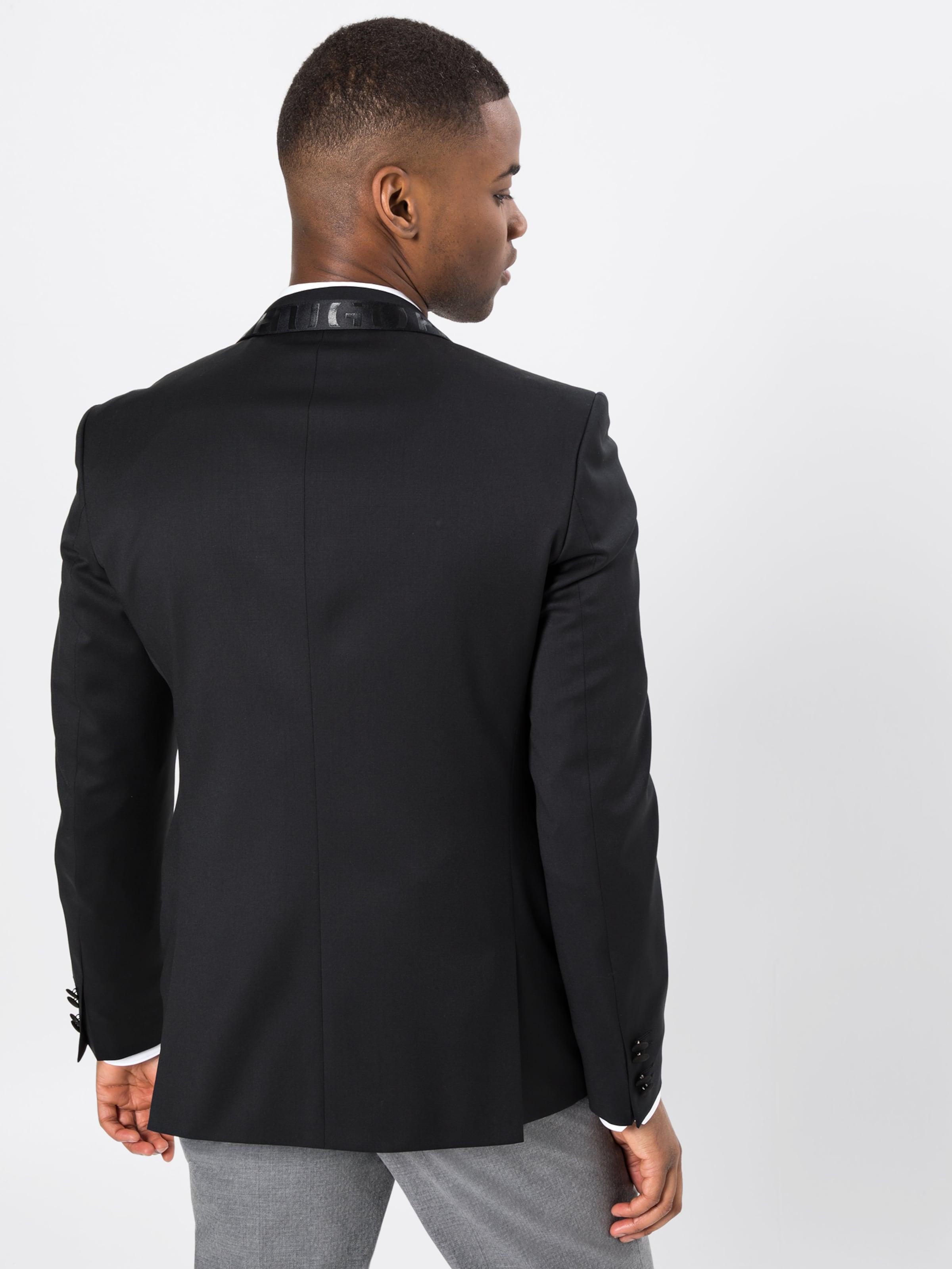 Veste De Hugo Costume 'phil192e1' Noir En rBodeCx