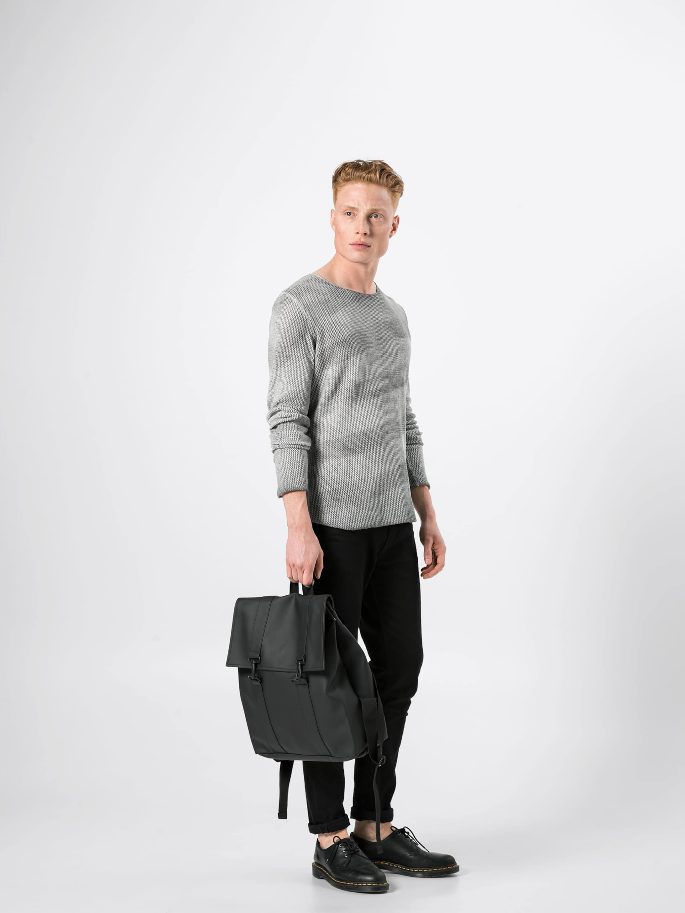 Tigha over Pull En 'neel' Gris kXPiZuO