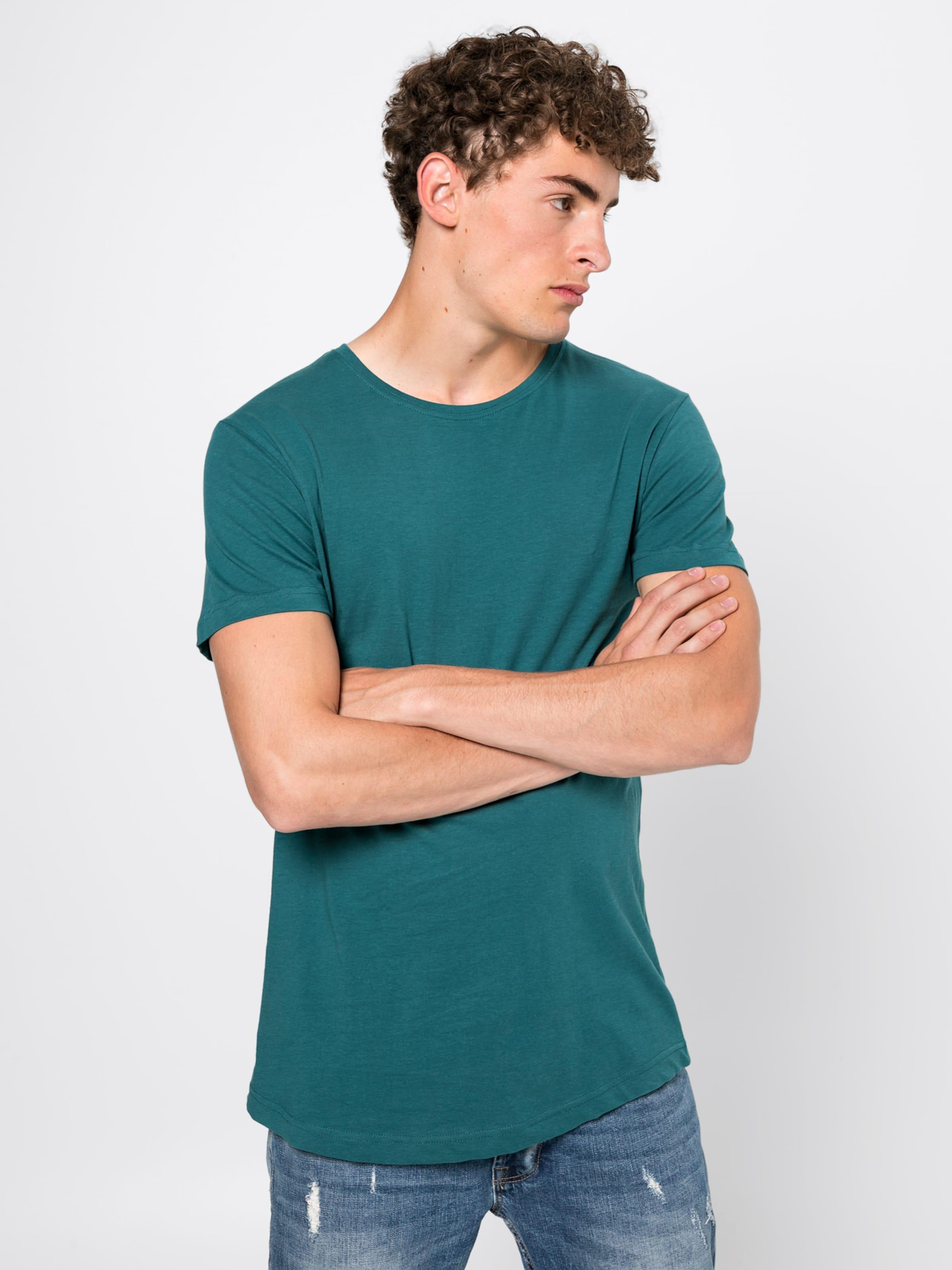 shirt T Classics En Urban Pétrole kXOZiuP