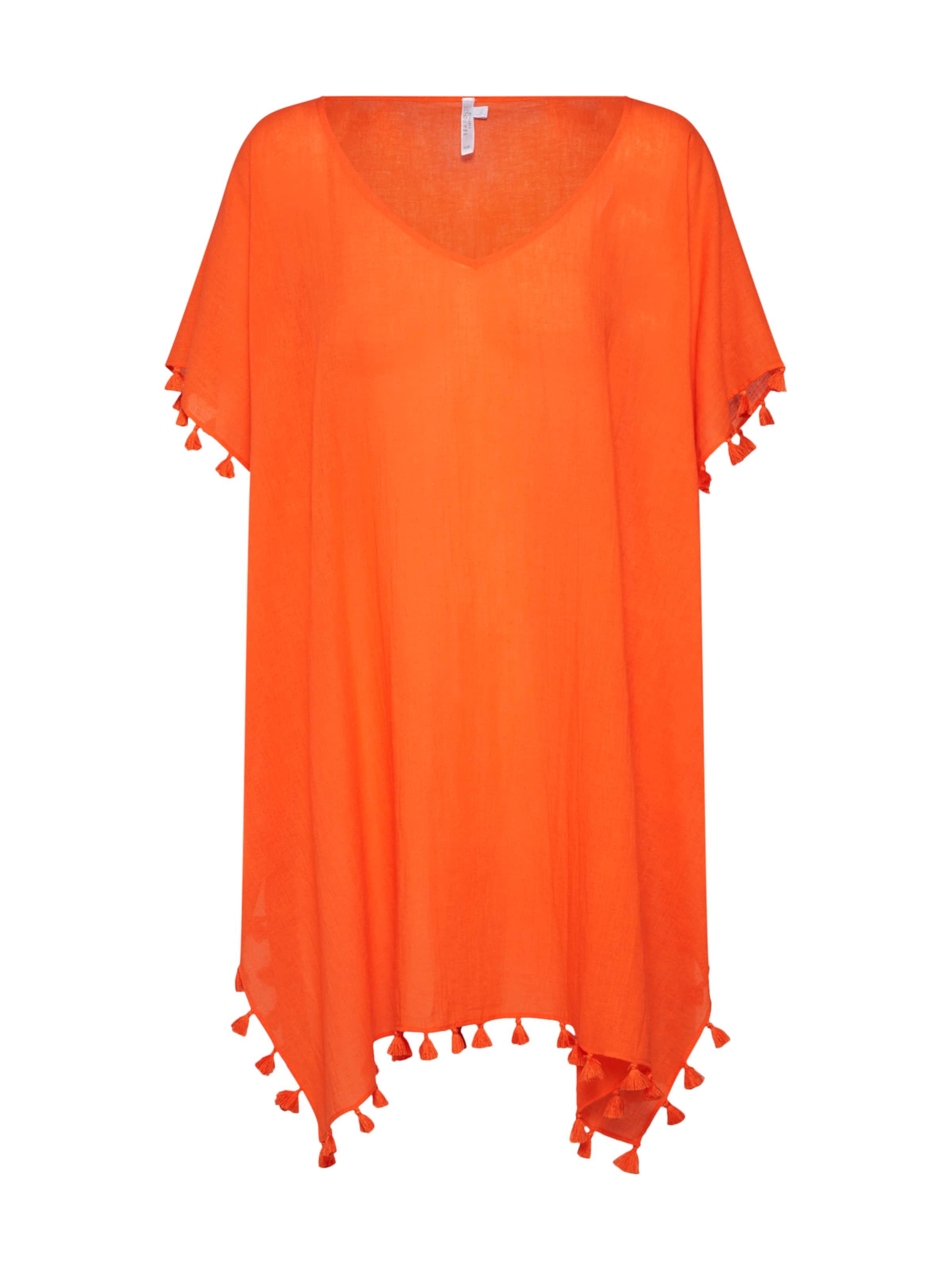 Robe En Seafolly Orange D'été 'amnesia' n8Om0wyNv