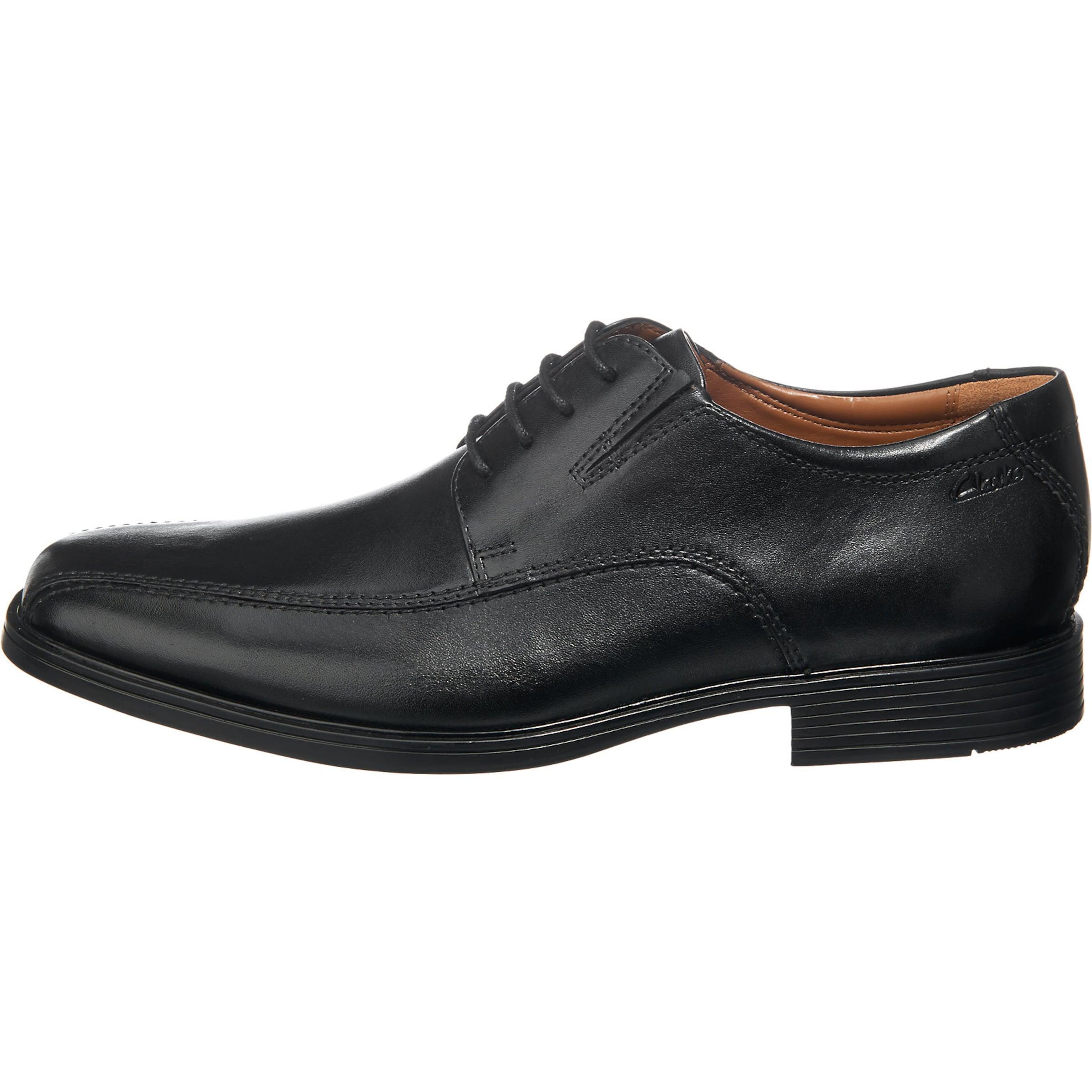 Clarks Walk' 'tilden Lacets Chaussure En À Marron UzVSqpM