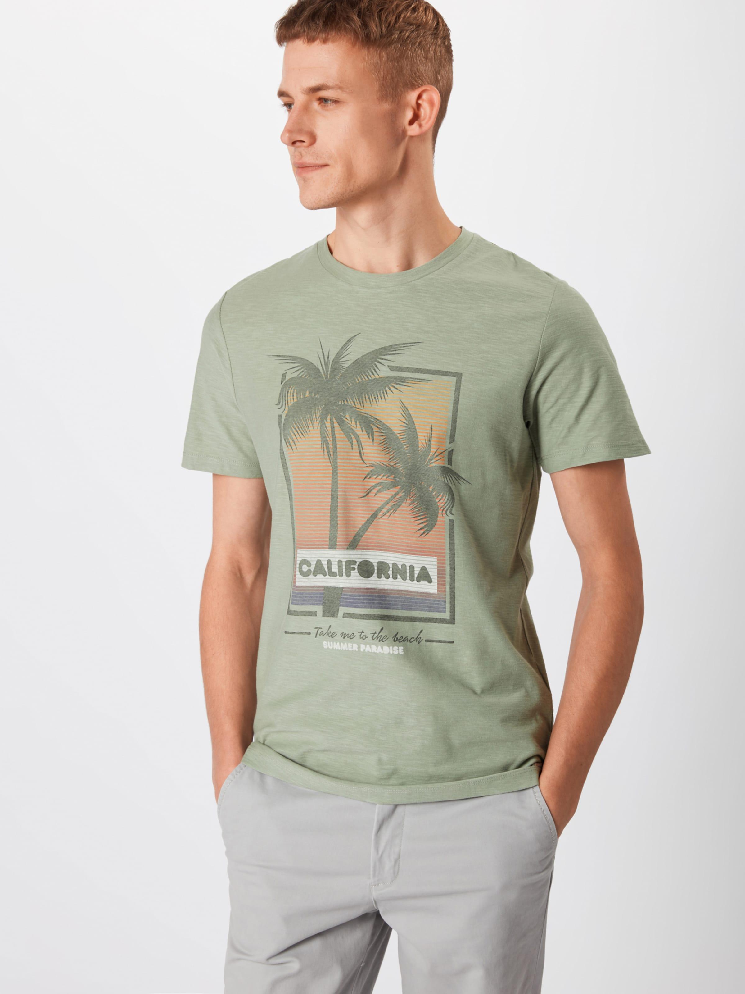 Jones De 'newpleo' Jackamp; Bleu Couleurs ClairMélange En T shirt 8PkOXwn0