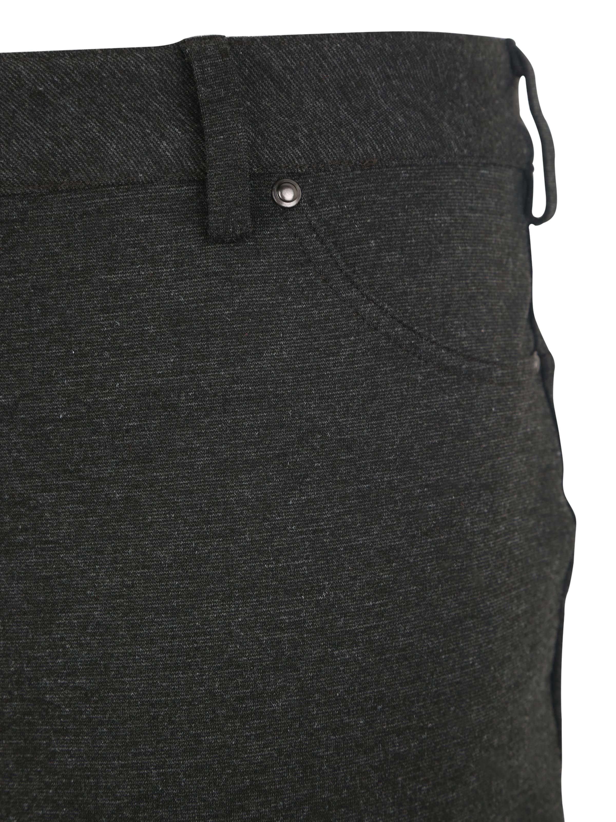 'joprah' Pantalon En Chiné Zizzi Gris XPuZik