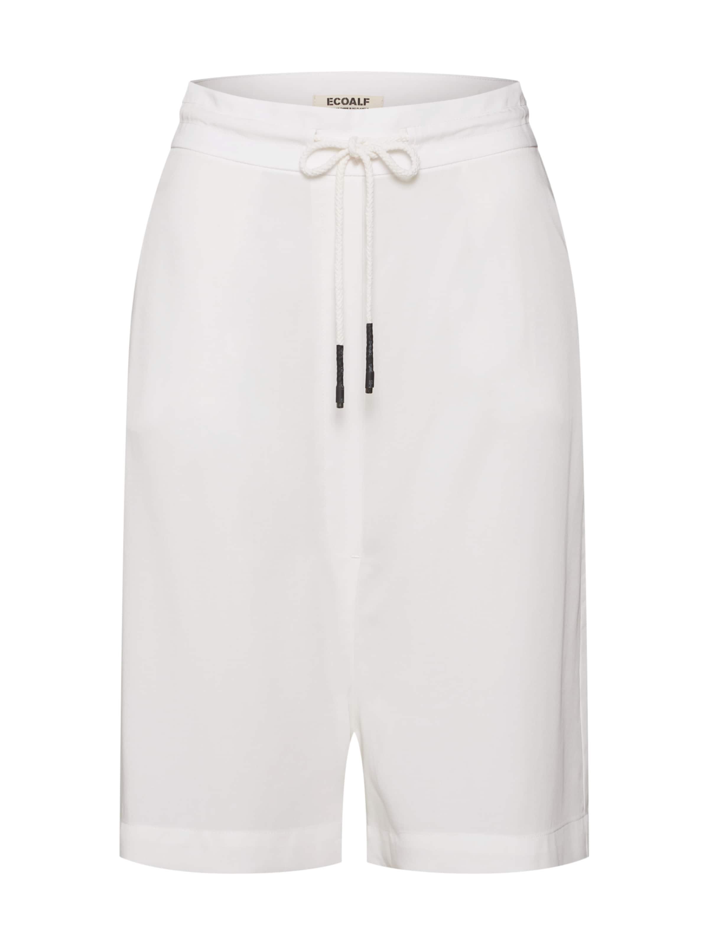 Split Skirt' Pantalon 'chiara Ecoalf En Blanc TlF1JKc
