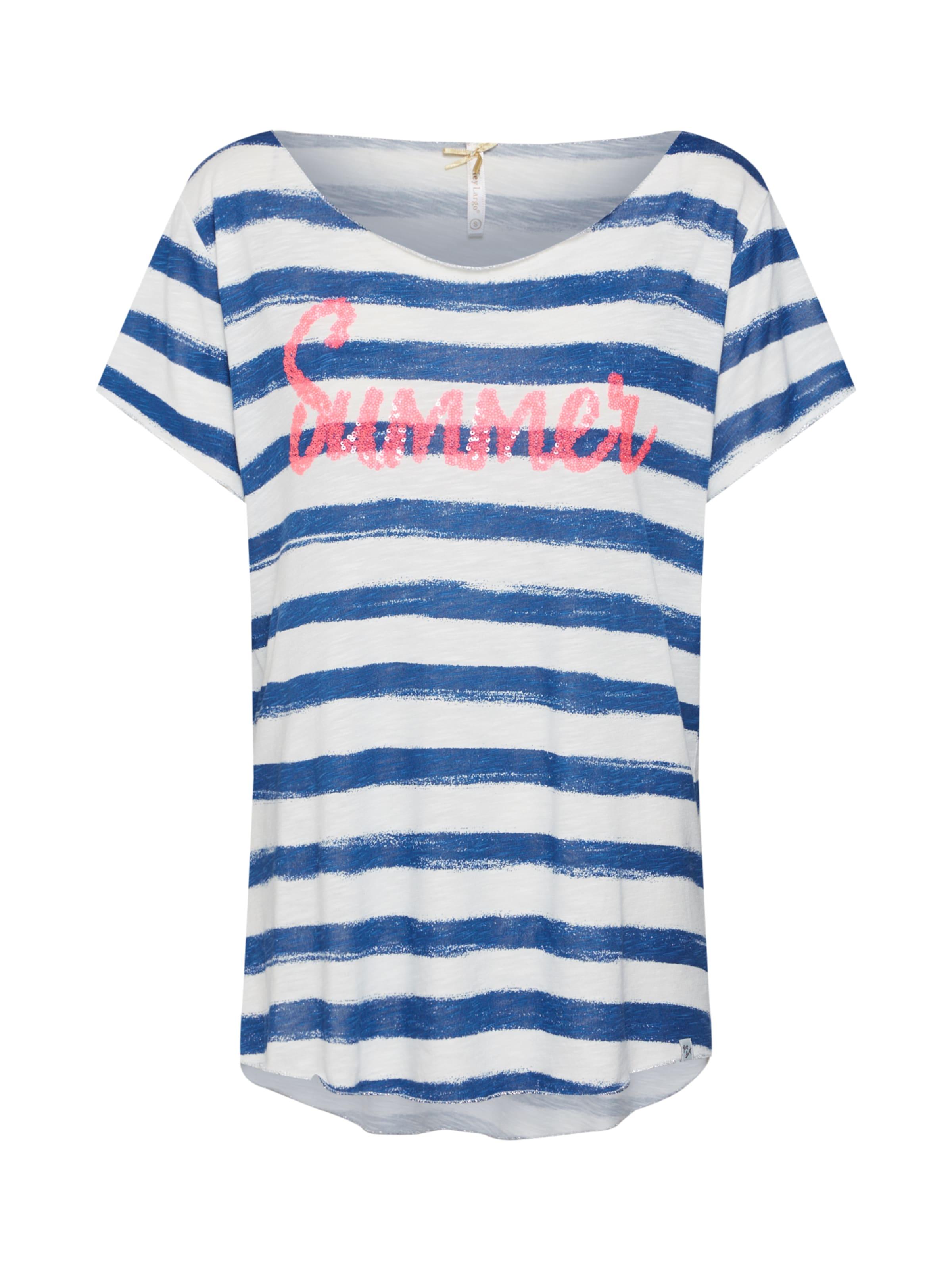 RoseBlanc T shirt Key En Naturel Largo CxtsdrhQ