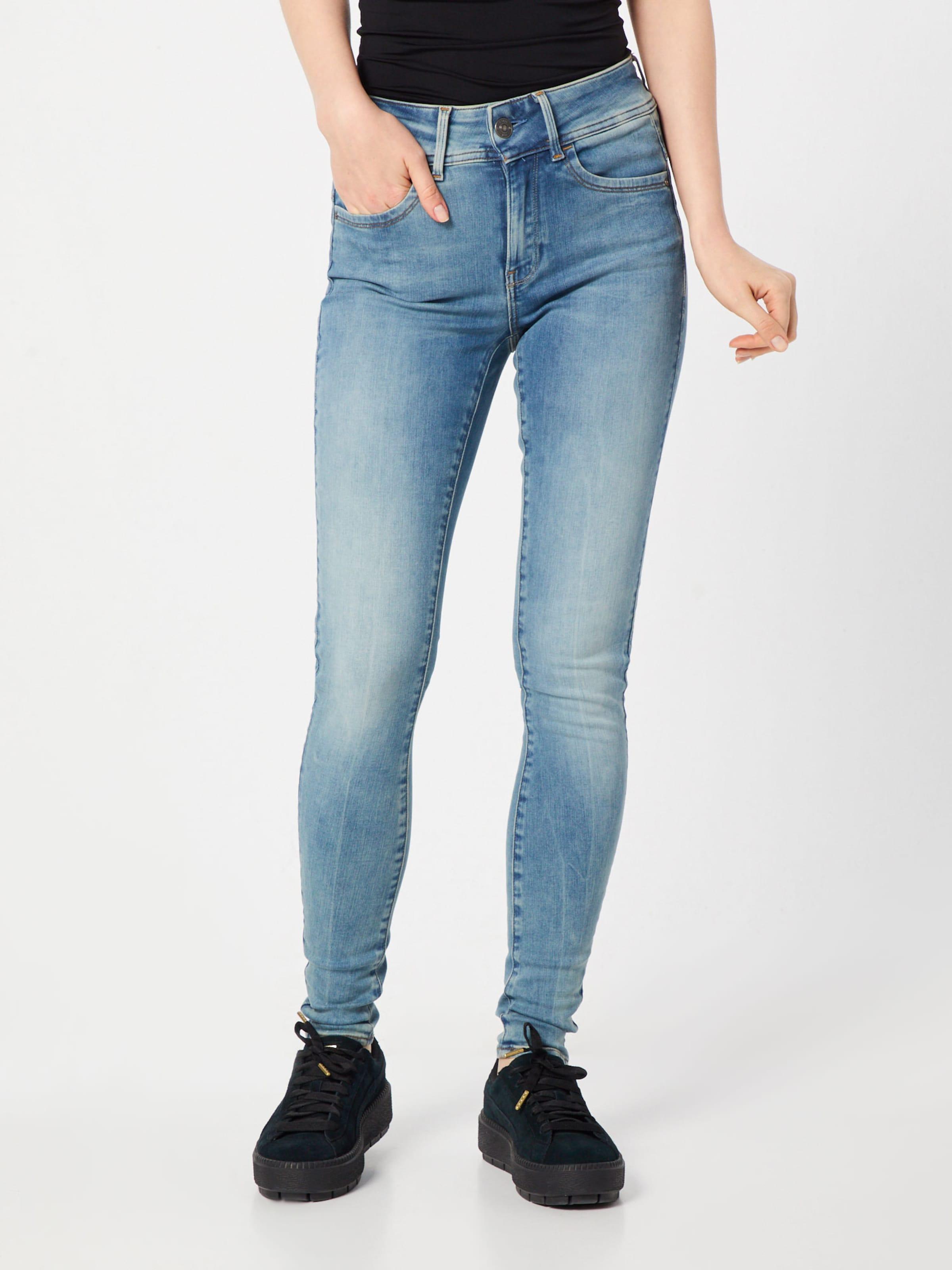 G Blue Raw star Jeans In Denim 'lynn' trdhQs