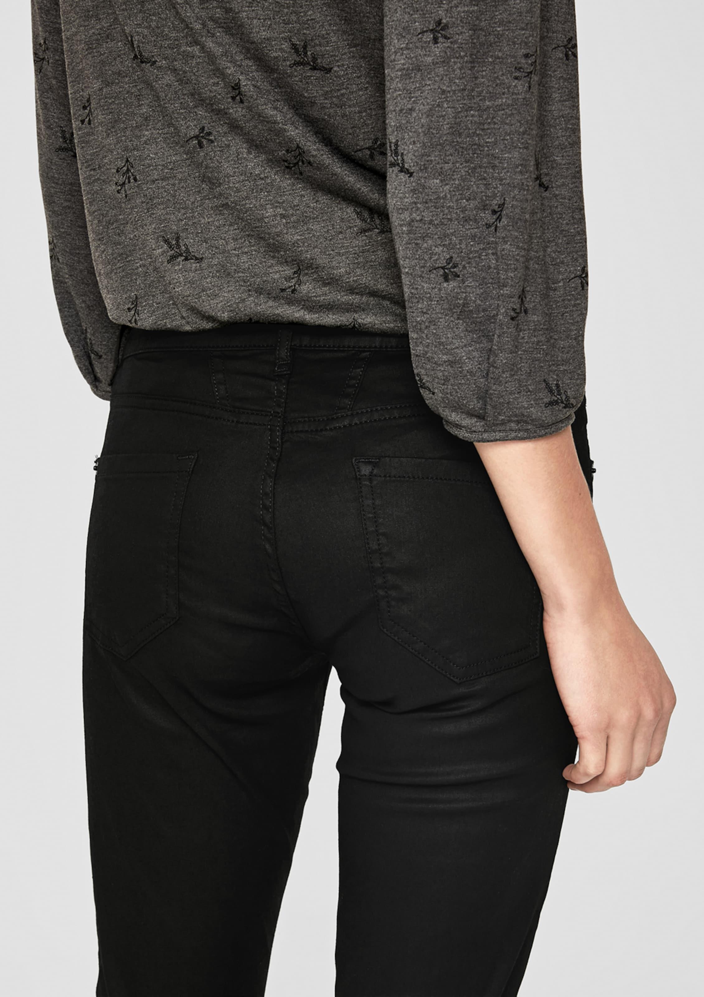 Red oliver In Jeans Label Black S Denim rCxeWBod