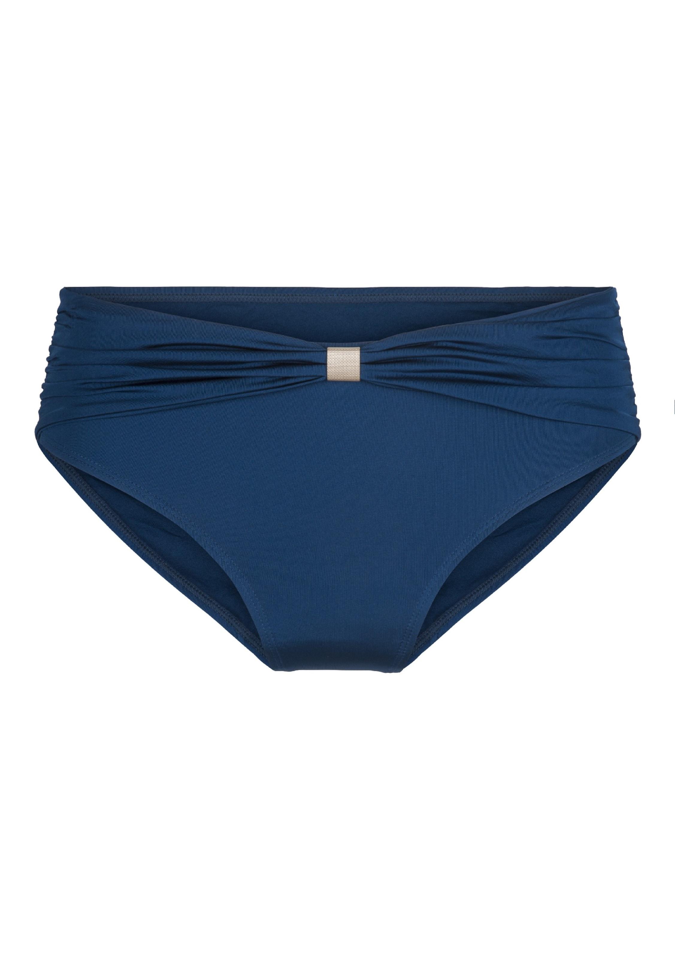 'dakota' Bikini Foncé Bas De En Bleu Lingadore gy76bf