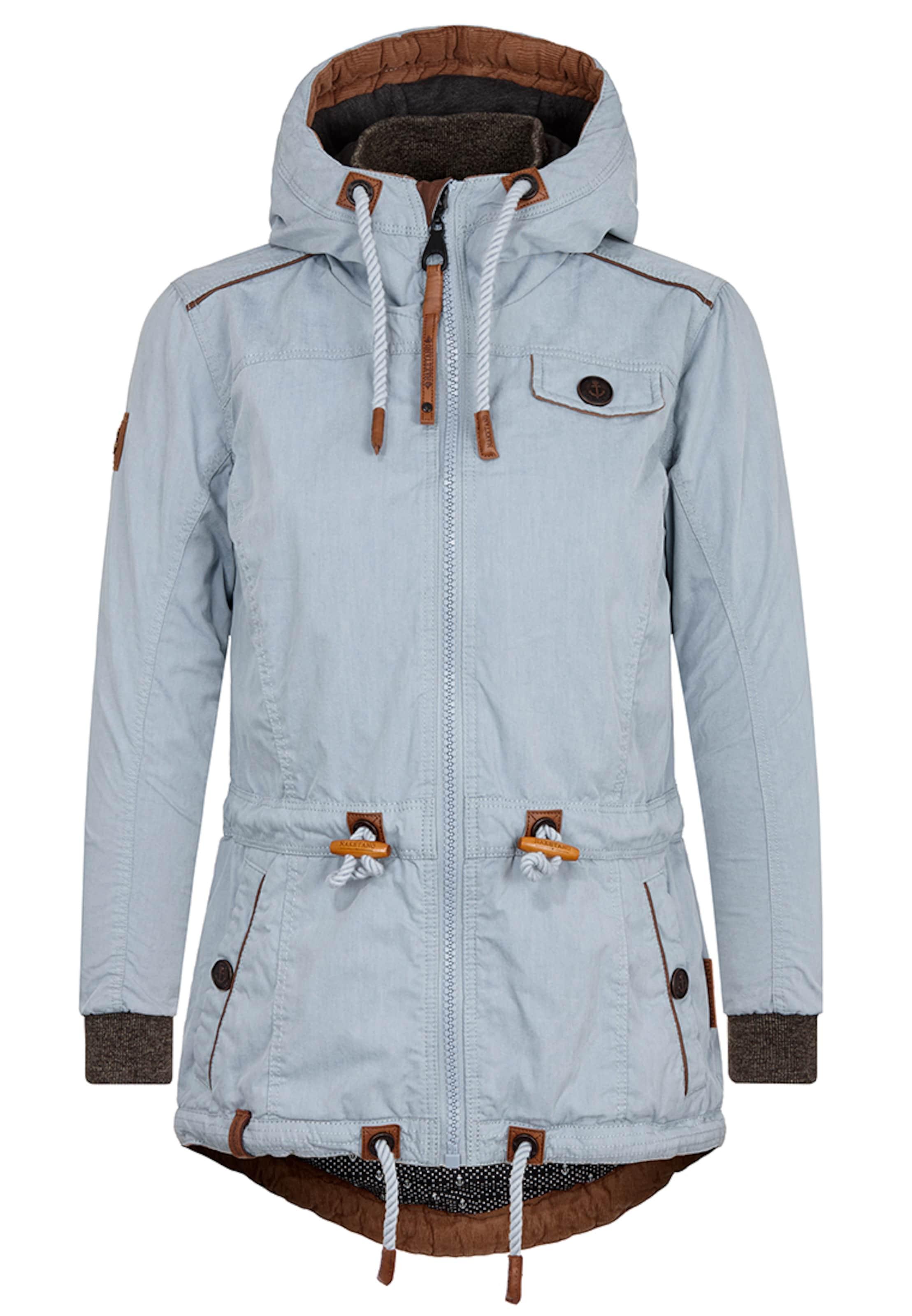 Magic Jacket Stick 'the In Rauchblau Pimmel' Naketano ZTPukOXi