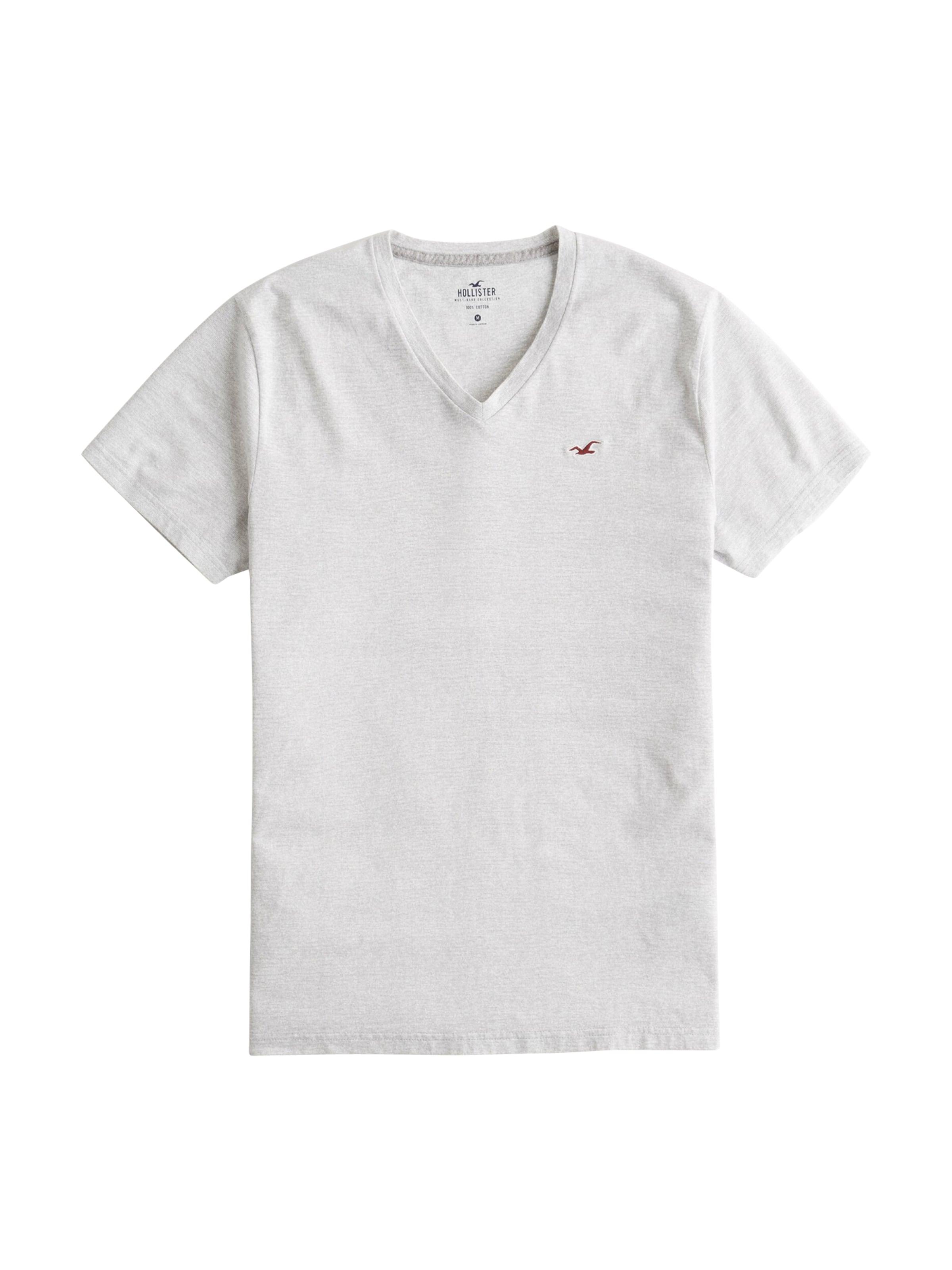V Pt Chiné 'ss 2 Hollister T Mar shirt En Blanc 3cc' bYf6I7yvg