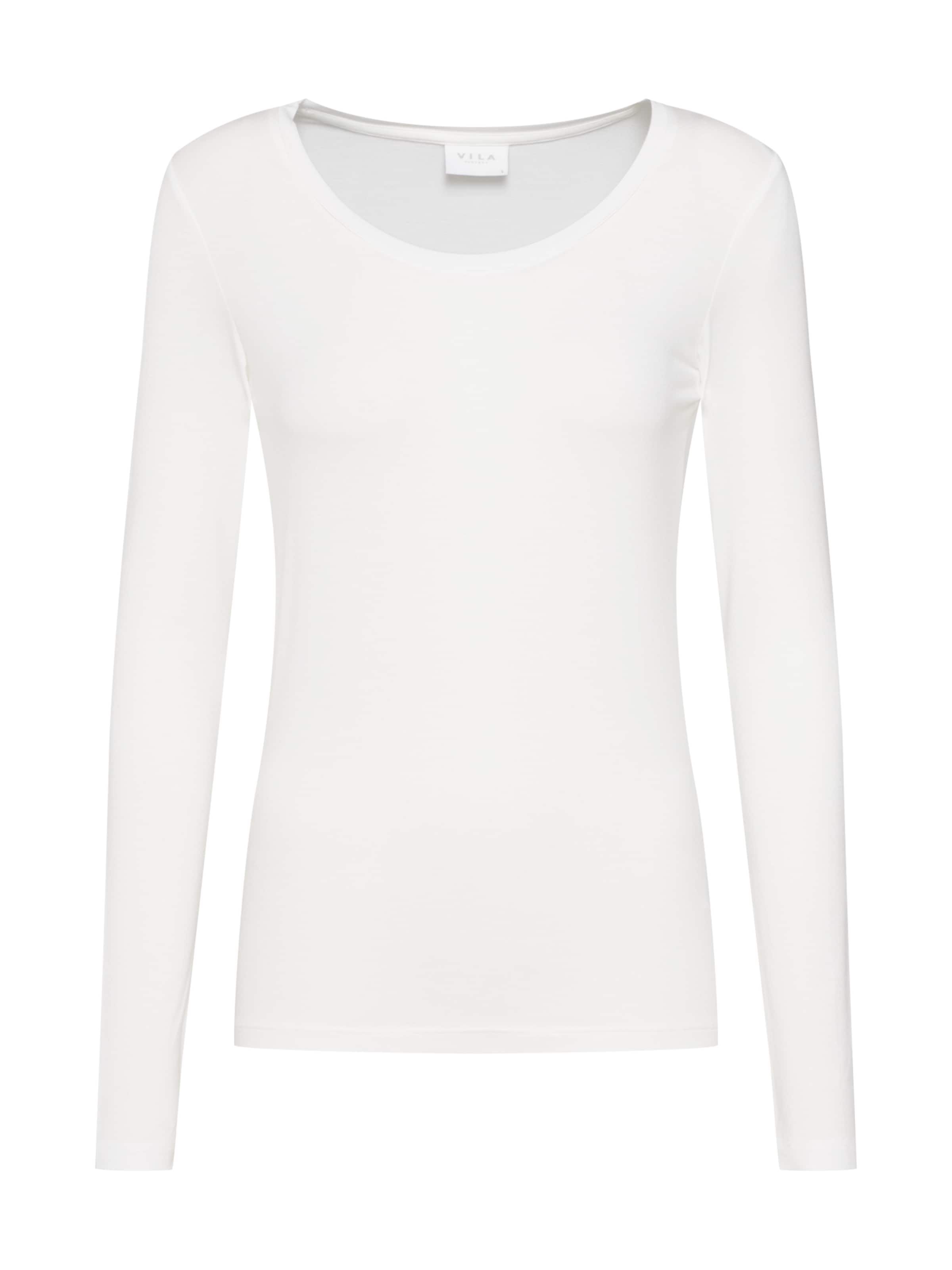 shirt T Blanc En Blanc Vila Vila Vila shirt shirt T En T BrxdoeC