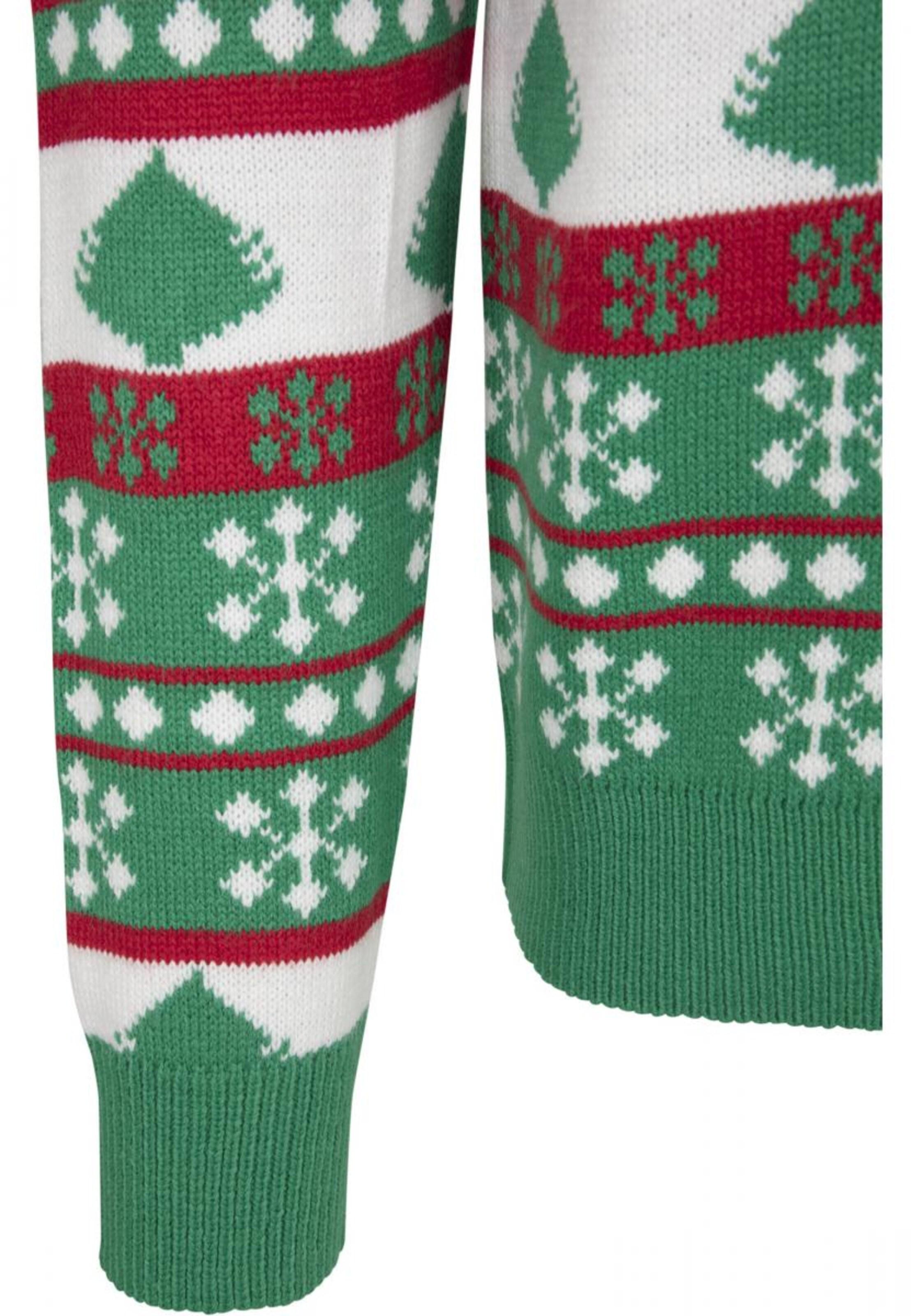 Christmas 'snowflake In Sweater Mischfarben Urban Classics Tree' nOPkw80