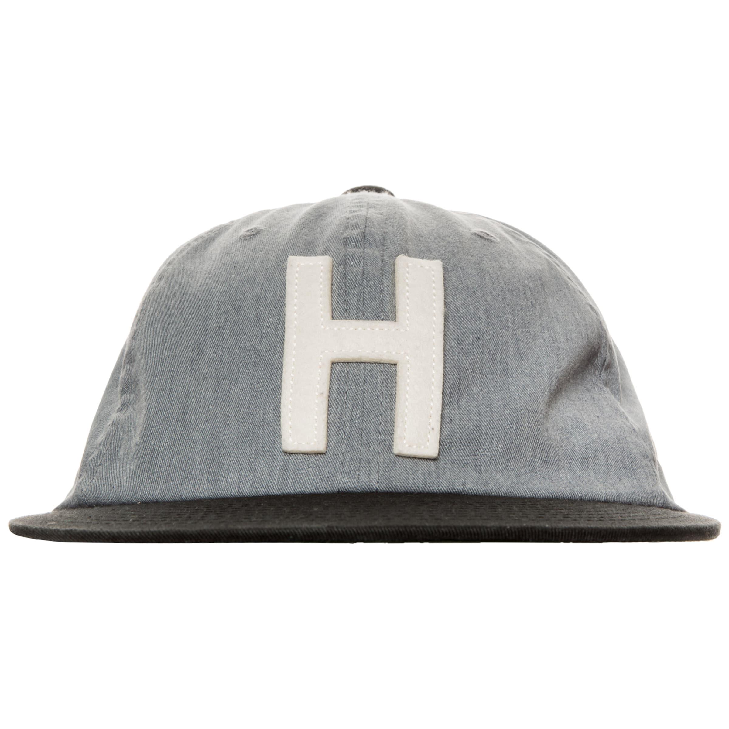 Blanc NuitRouge Herschel Strapback' Casquette Bleu 'harwood En shdxBtQCor