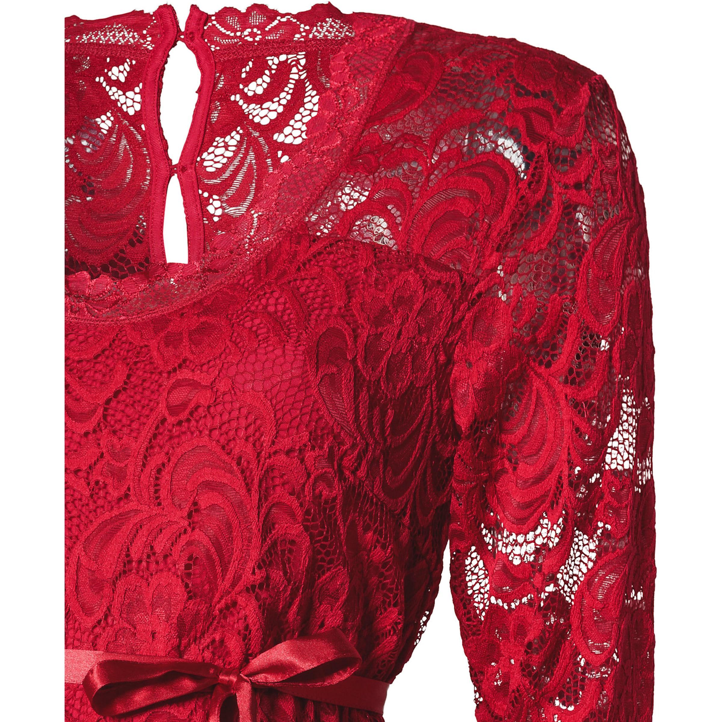 shirt En T 'mivana' Mamalicious Rouge IfyvgYb76