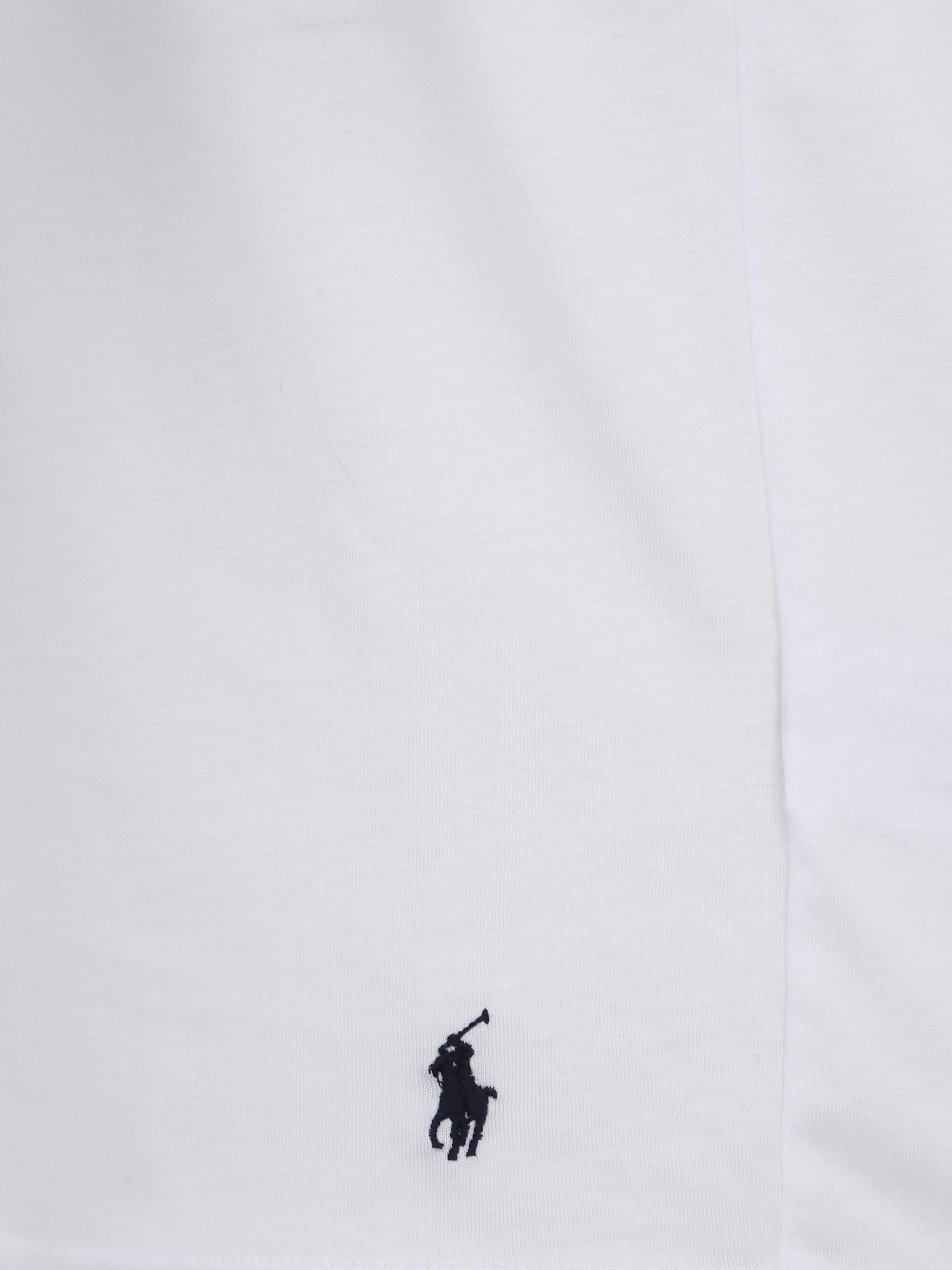 shirt Blanc Polo En Ralph T 'classic' Lauren yfY6gb7