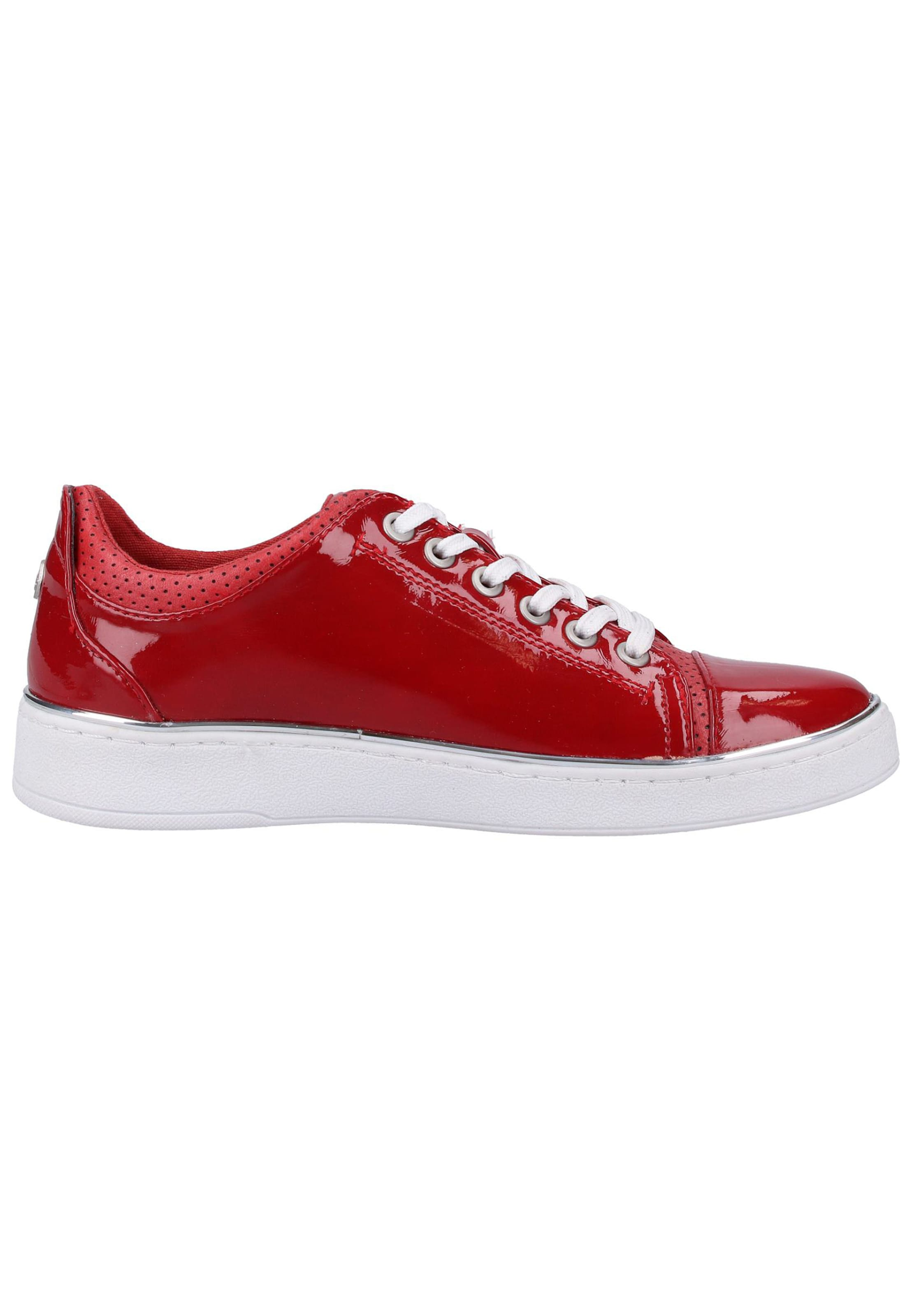 En Baskets Basses Mustang Mustang Rouge 0wm8vPyNnO