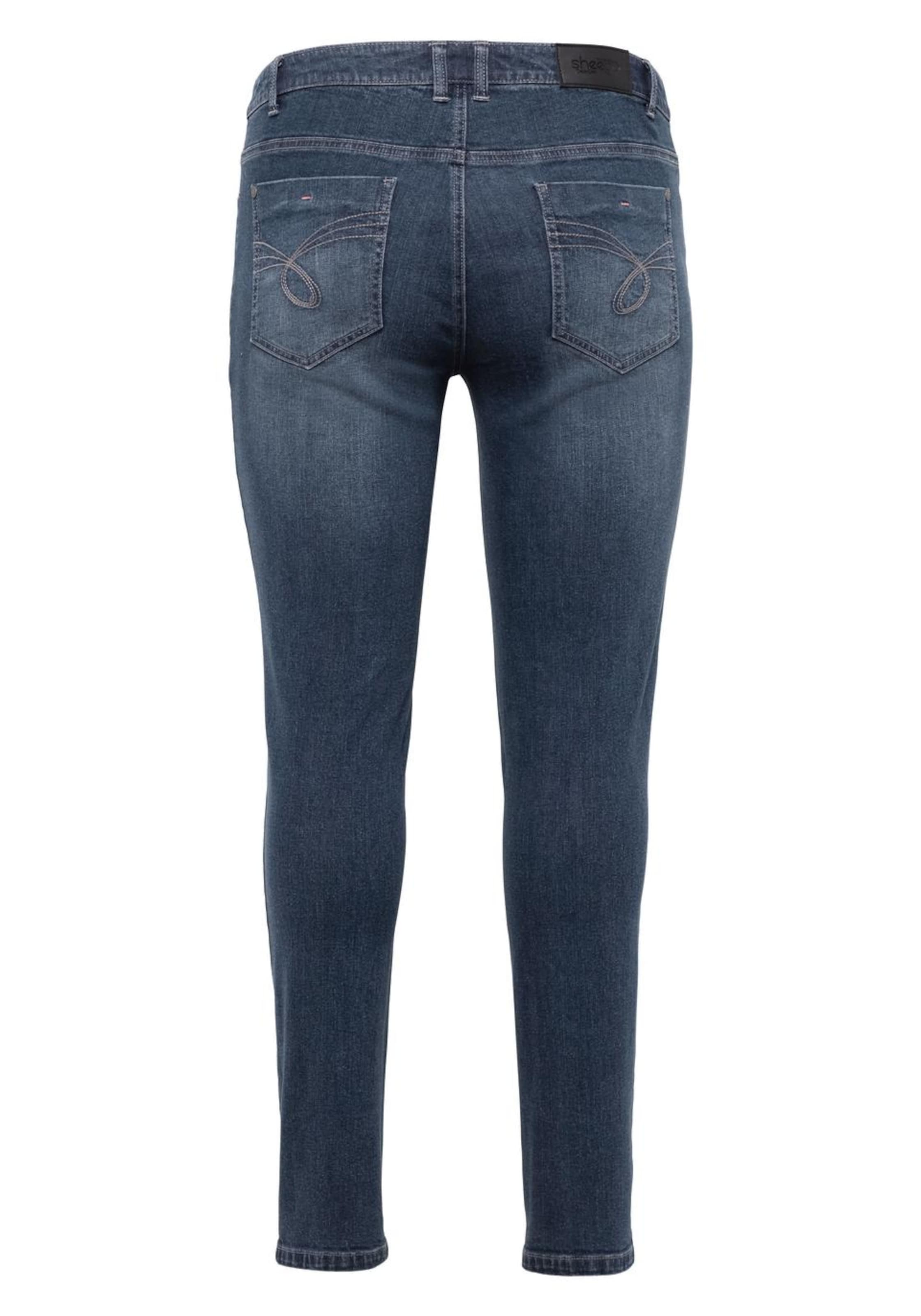 Jeans Jeans Denim Denim Sheego In In Sheego Dunkelblau Dunkelblau Denim Sheego 0wNyvnmO8