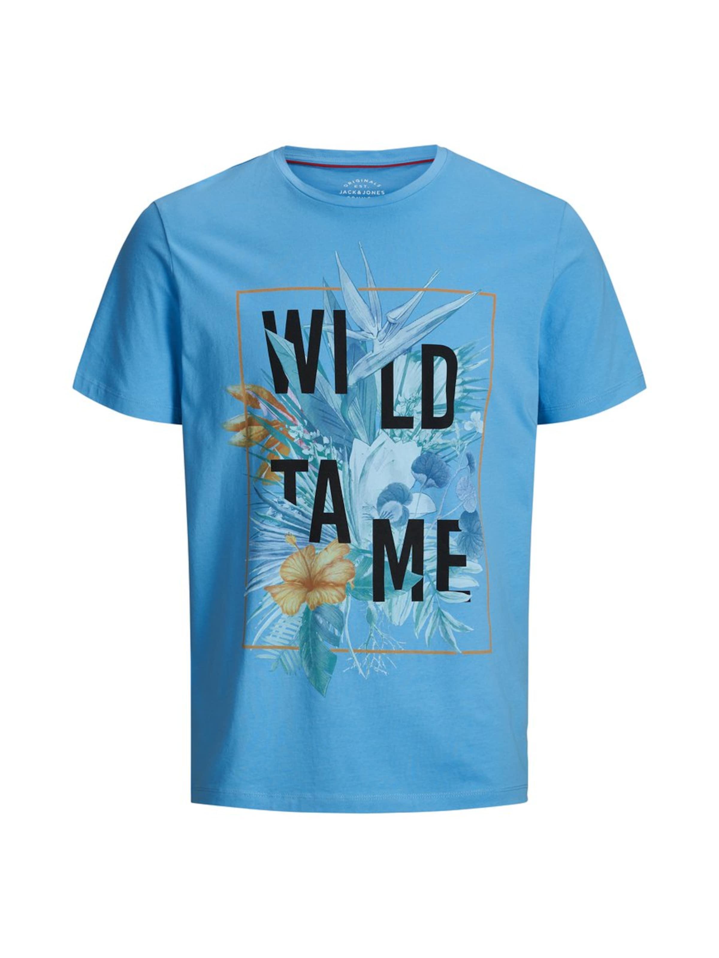 ClairNoir Jackamp; En Blanc Jones Bleu shirt T OX80nwkP