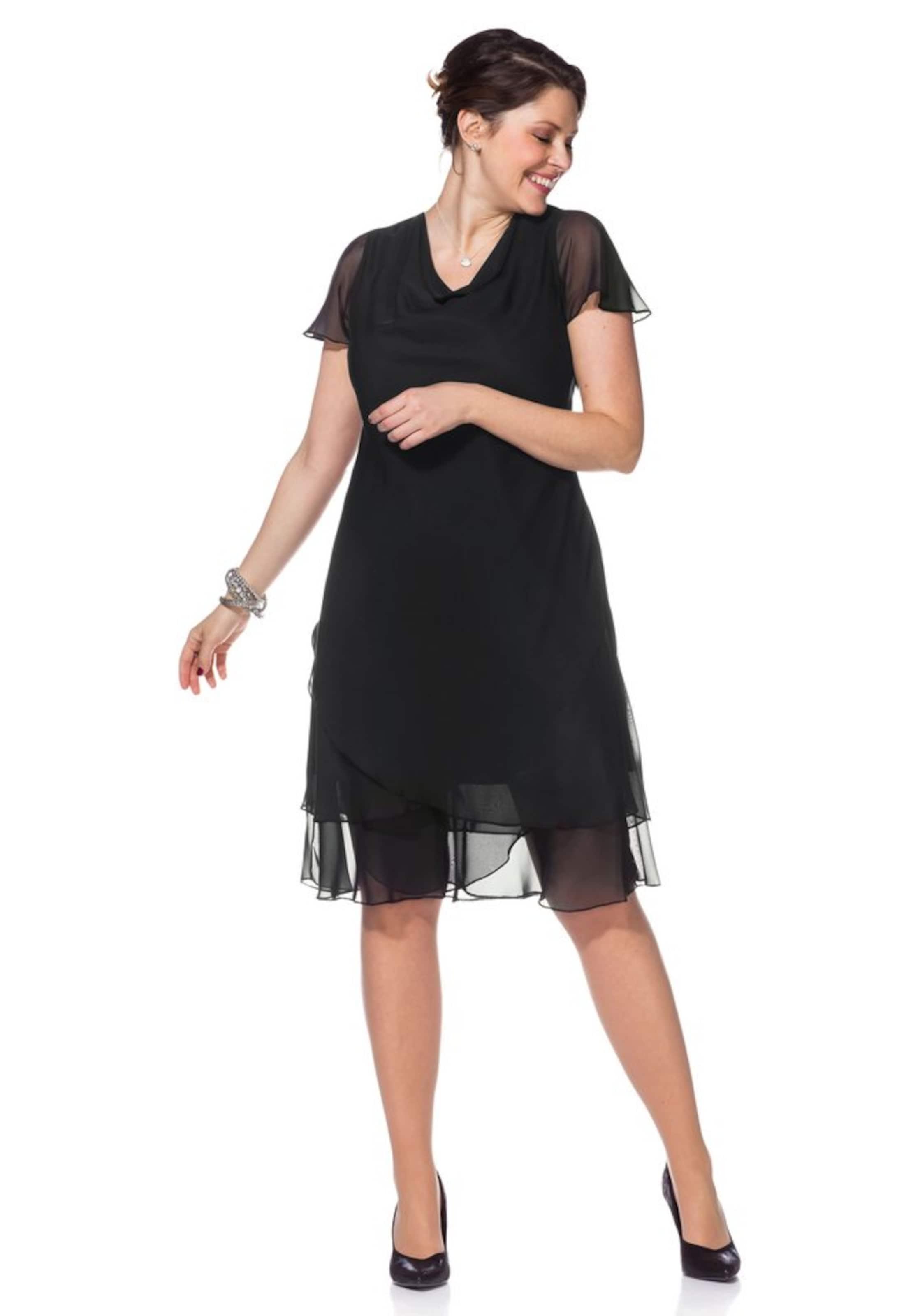 Sheego In Schwarz Abendkleid Schwarz Style Style Sheego Abendkleid In Sheego 8wk0OXPn