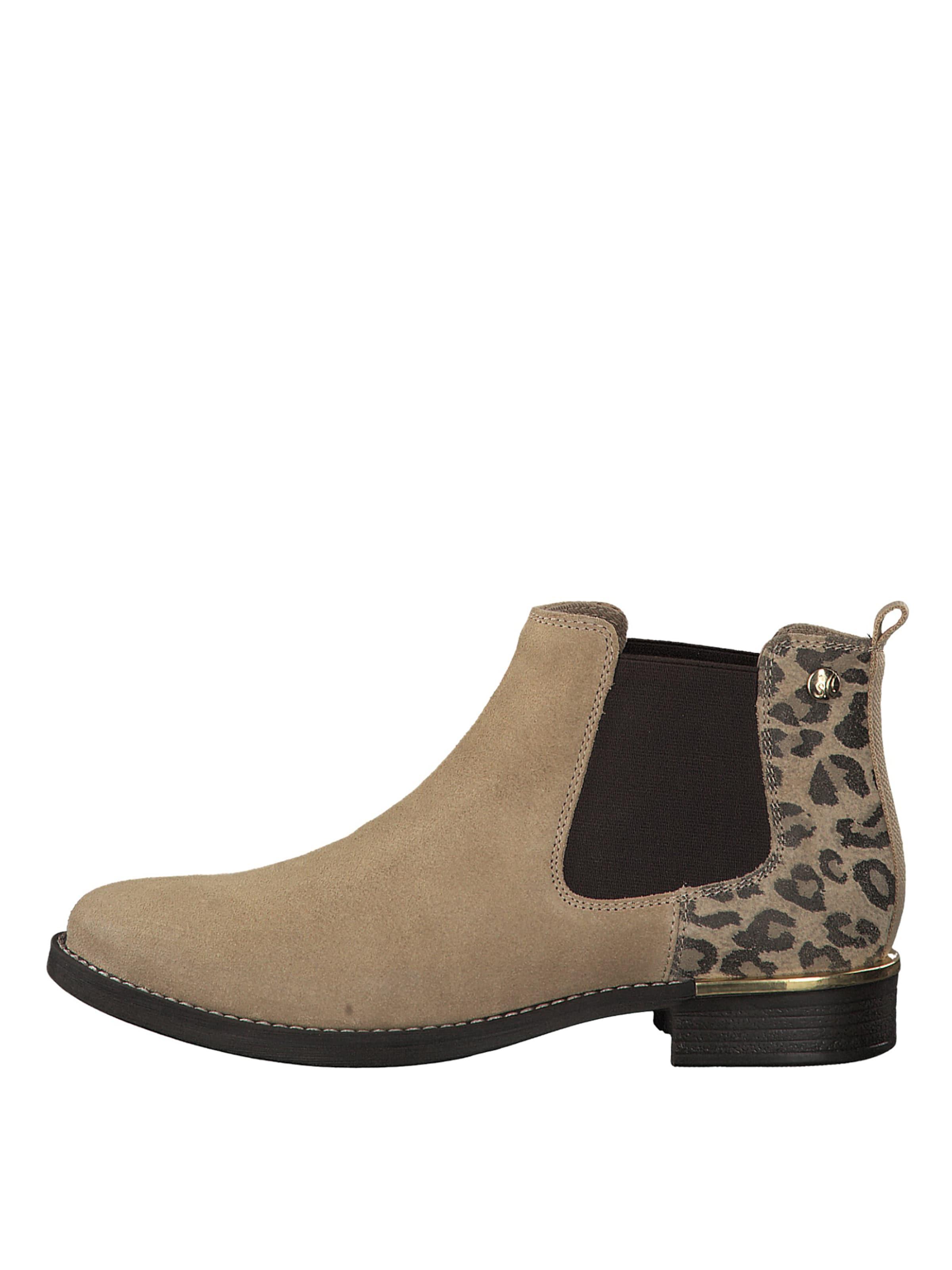 En Chelsea S Red Boots Label oliver Beige dCxoBre