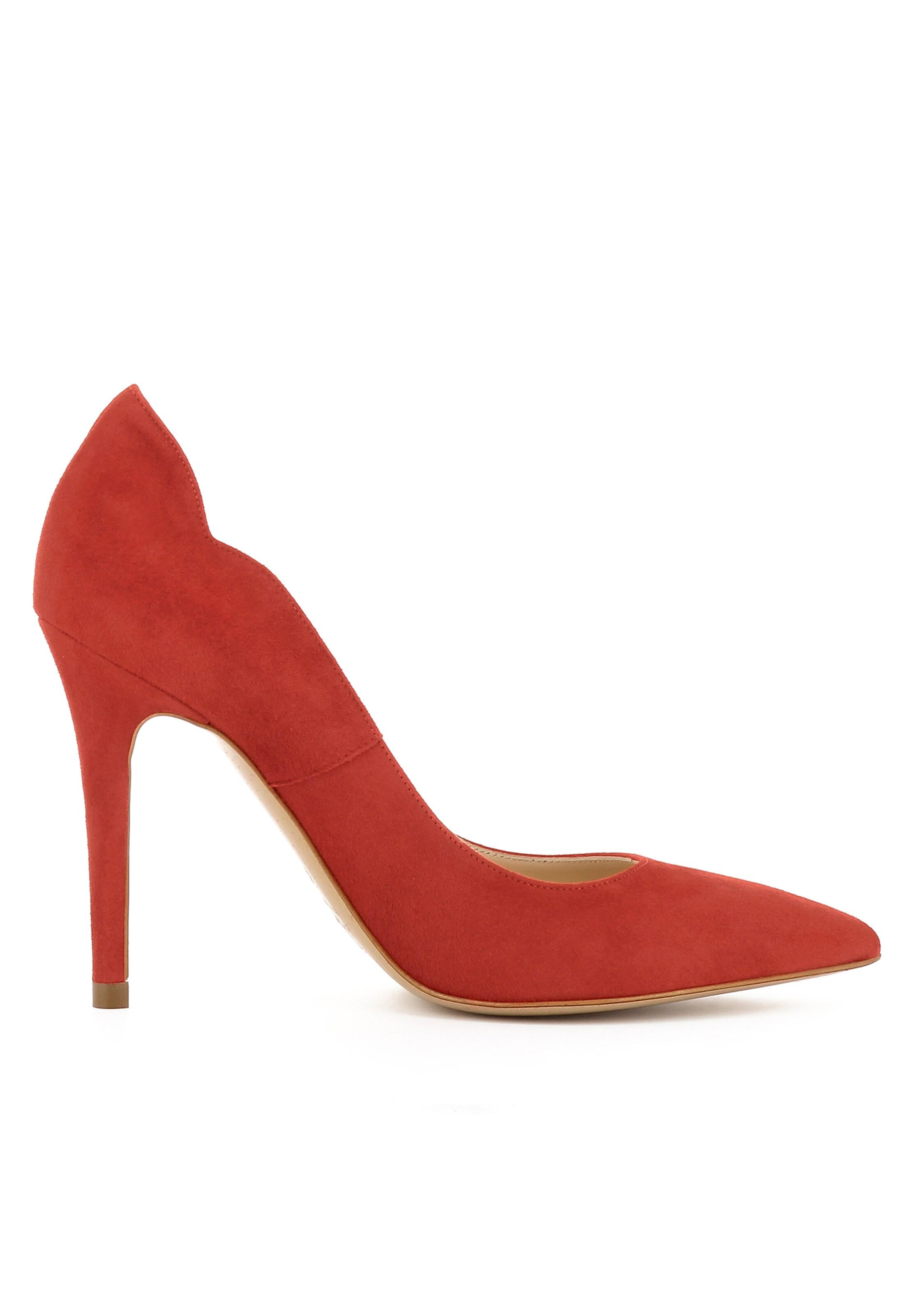 Evita En Escarpins En Evita Escarpins Rouge Rouge xordCBe
