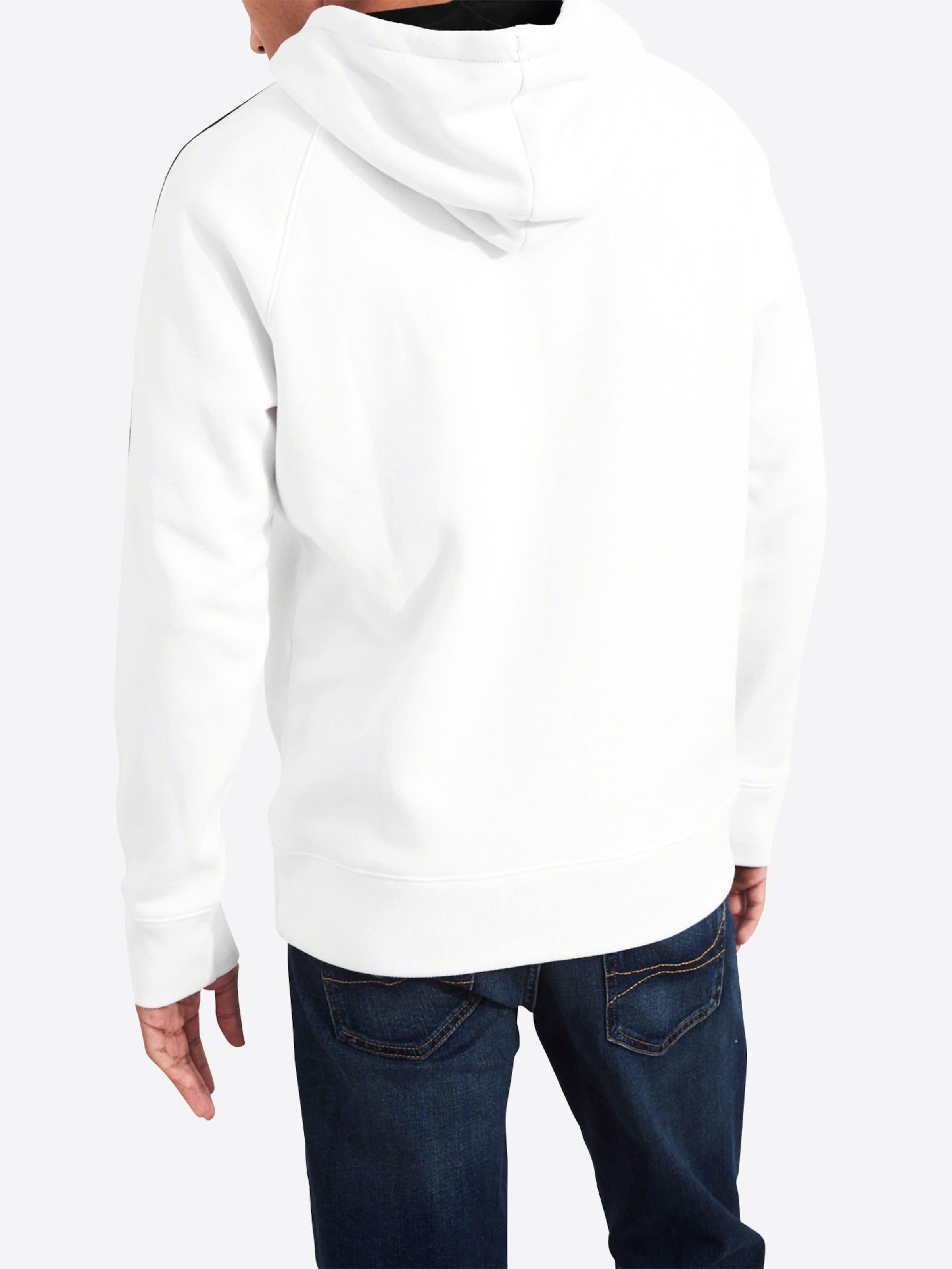 Blanc En Sweat Shirt Lj543ar Hollister nwOk80P