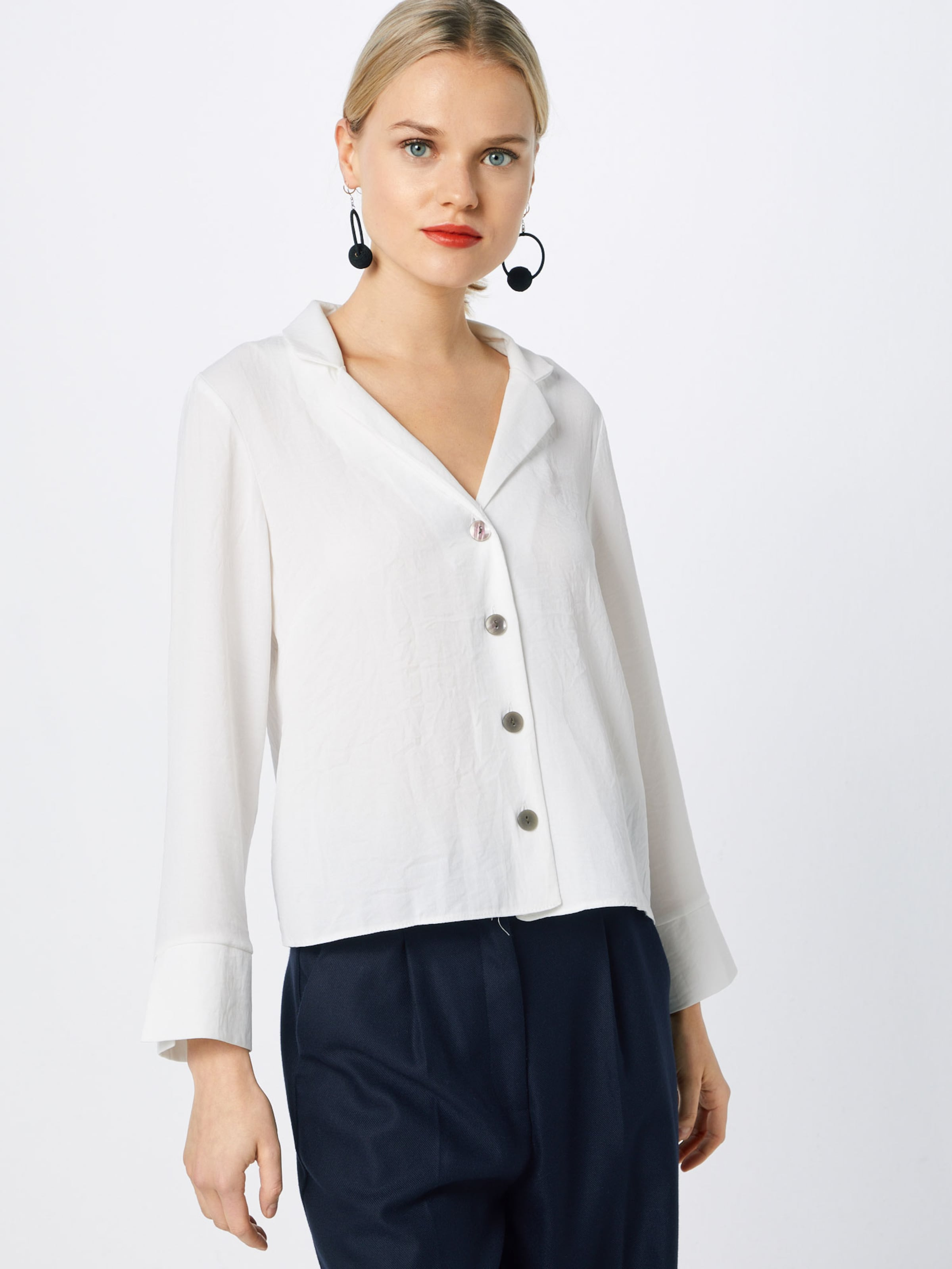 '27 New Peggy 04 Shirt' En Look Blanc Chemisier Ww W29EDHI