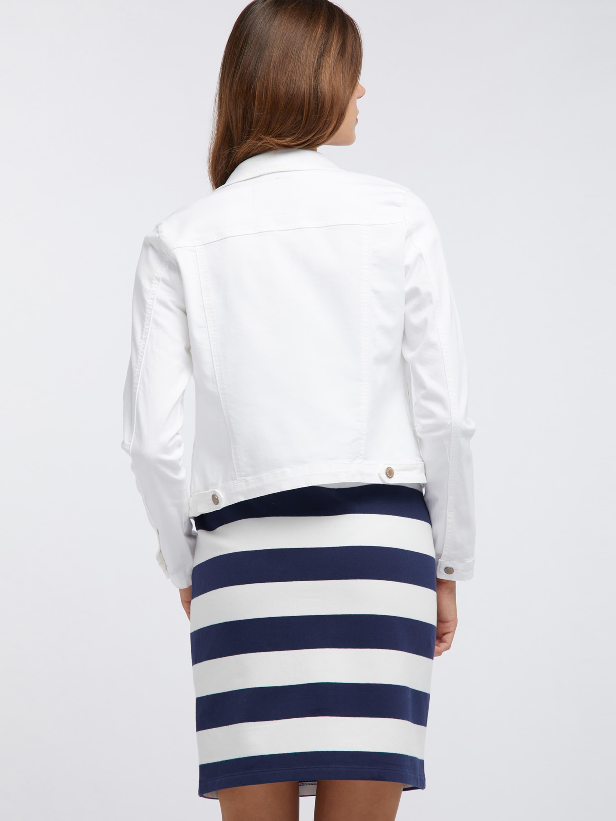 Blanc En Fashion 'jacket Veste Mi Odell' Broadway Nyc saison XZOuPki