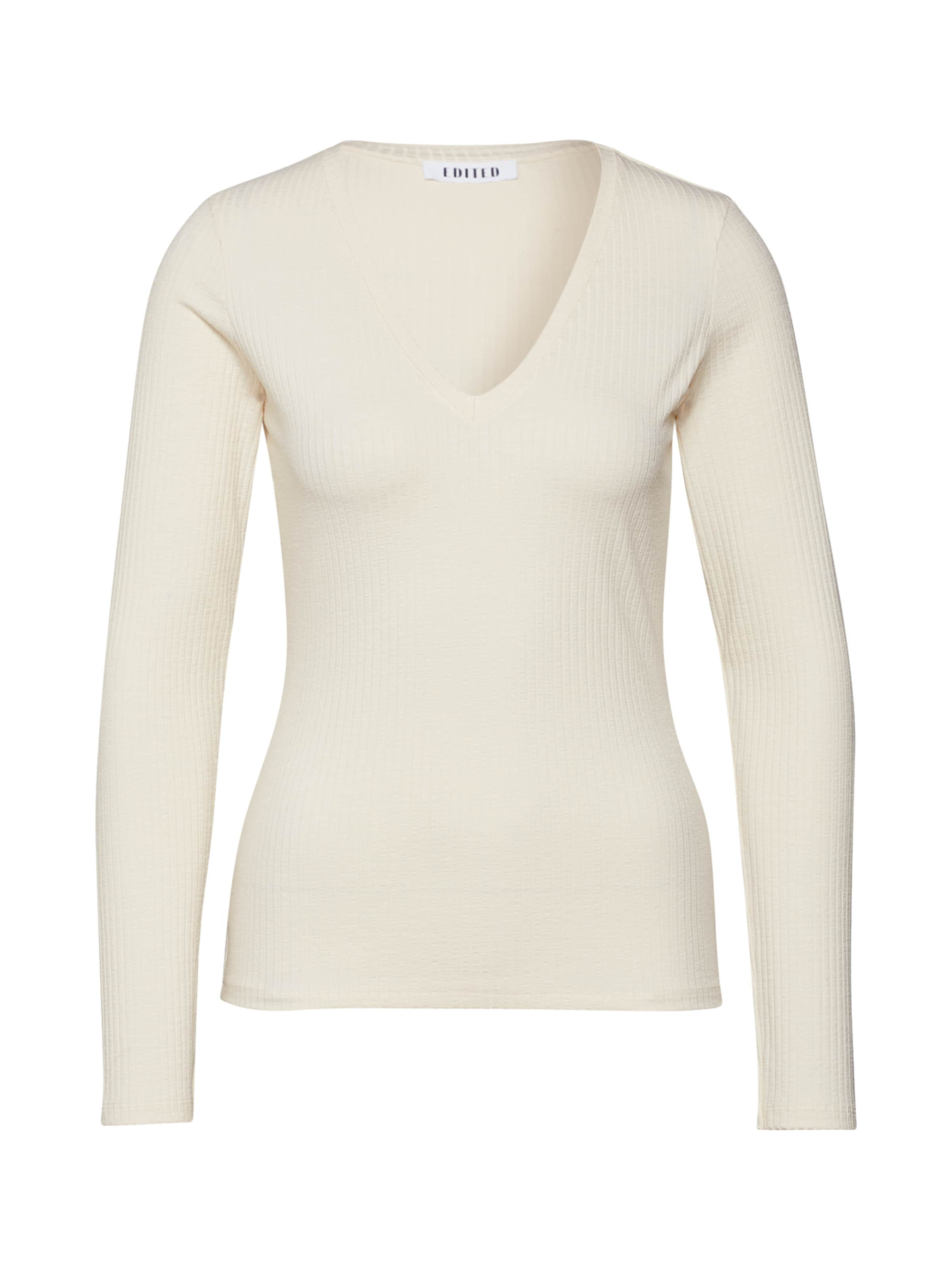 Edited T Crème En shirt 'gwynn' drCeoxB