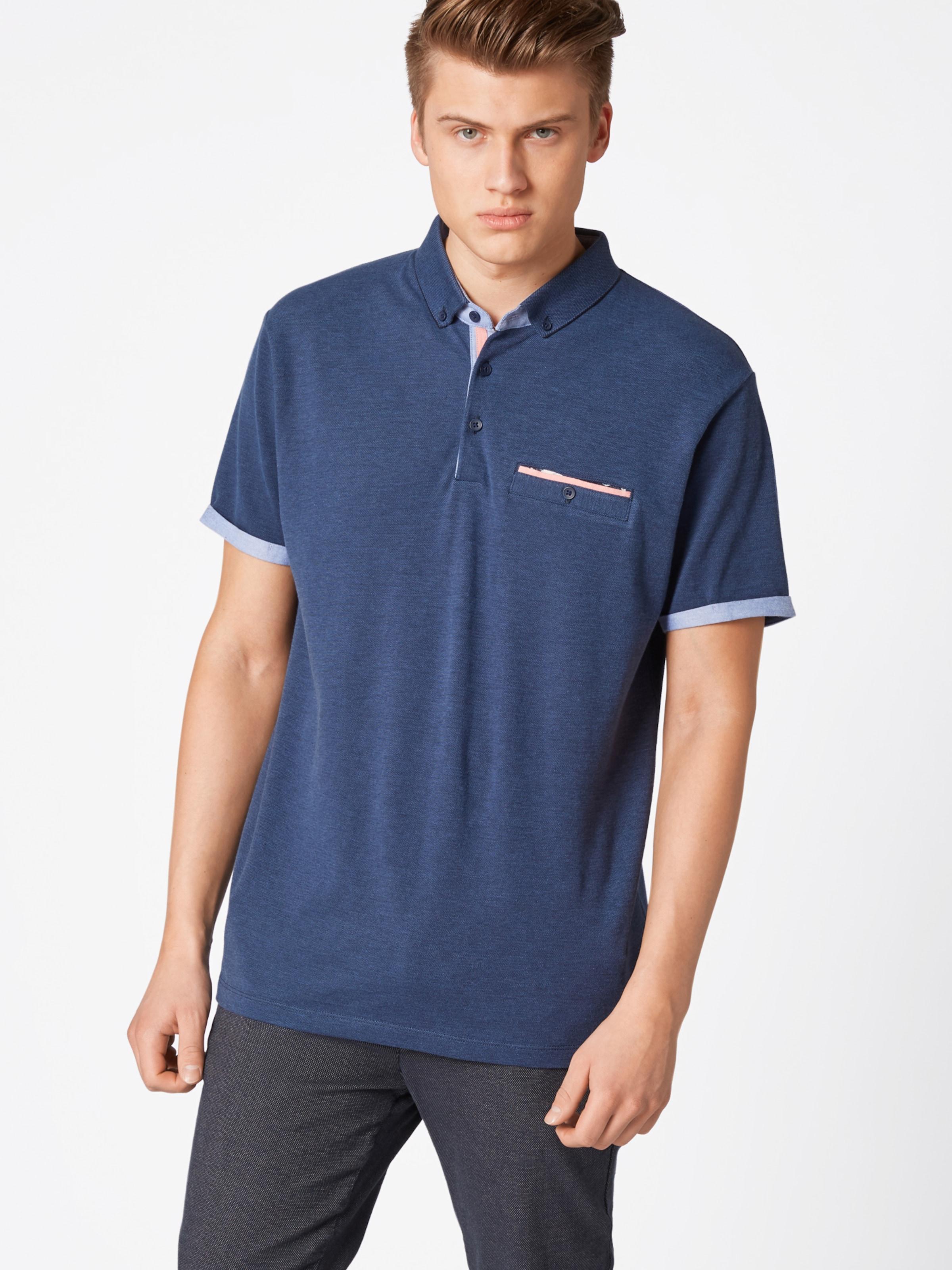 'ocs Bleu Marine Esprit shirt Oxpi Ss' T Po En wiukOTXZP