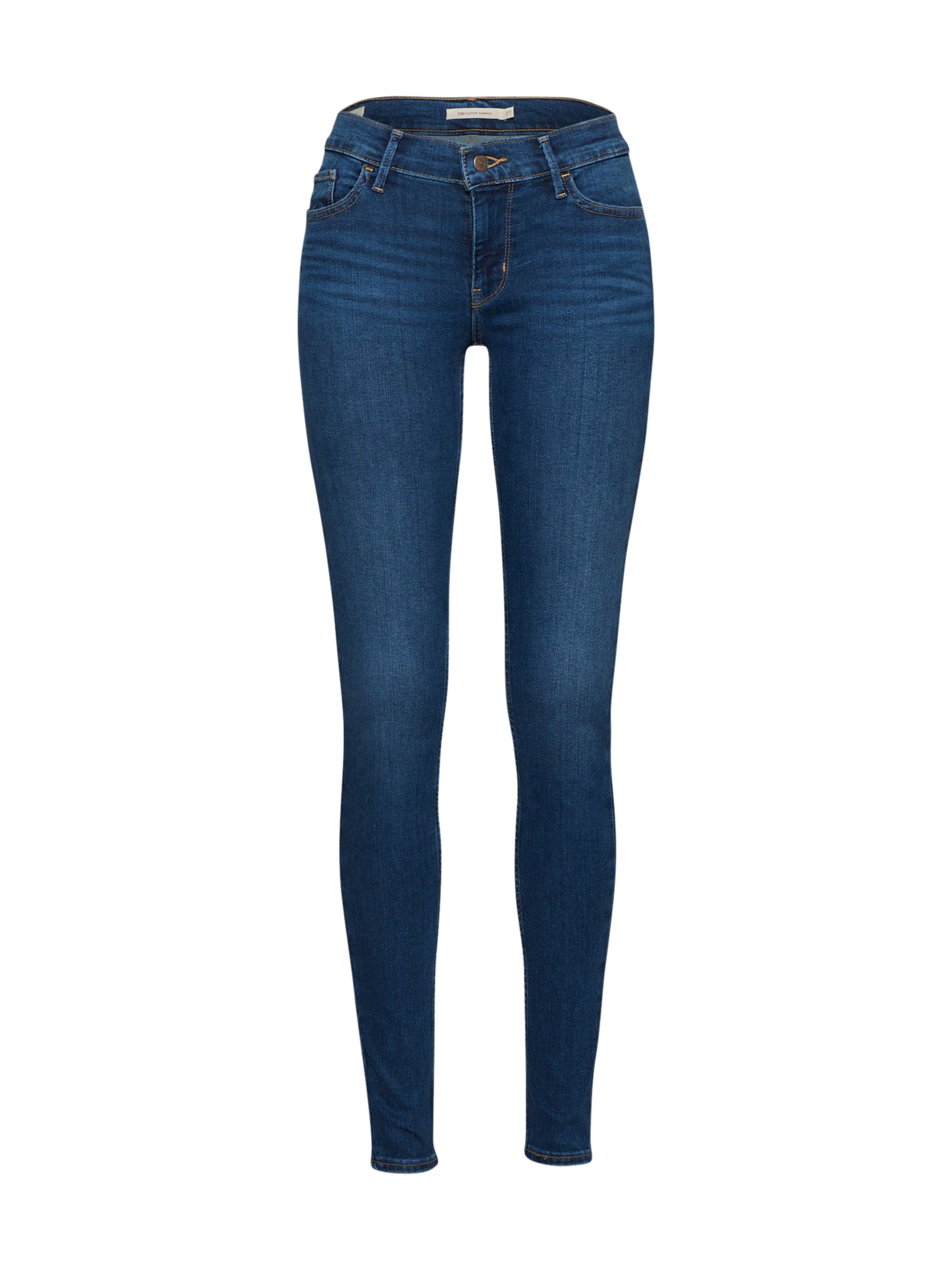 '710 In Jeans Blauw Denim Innovation Skinny' Levi's Super GqUMpSzV