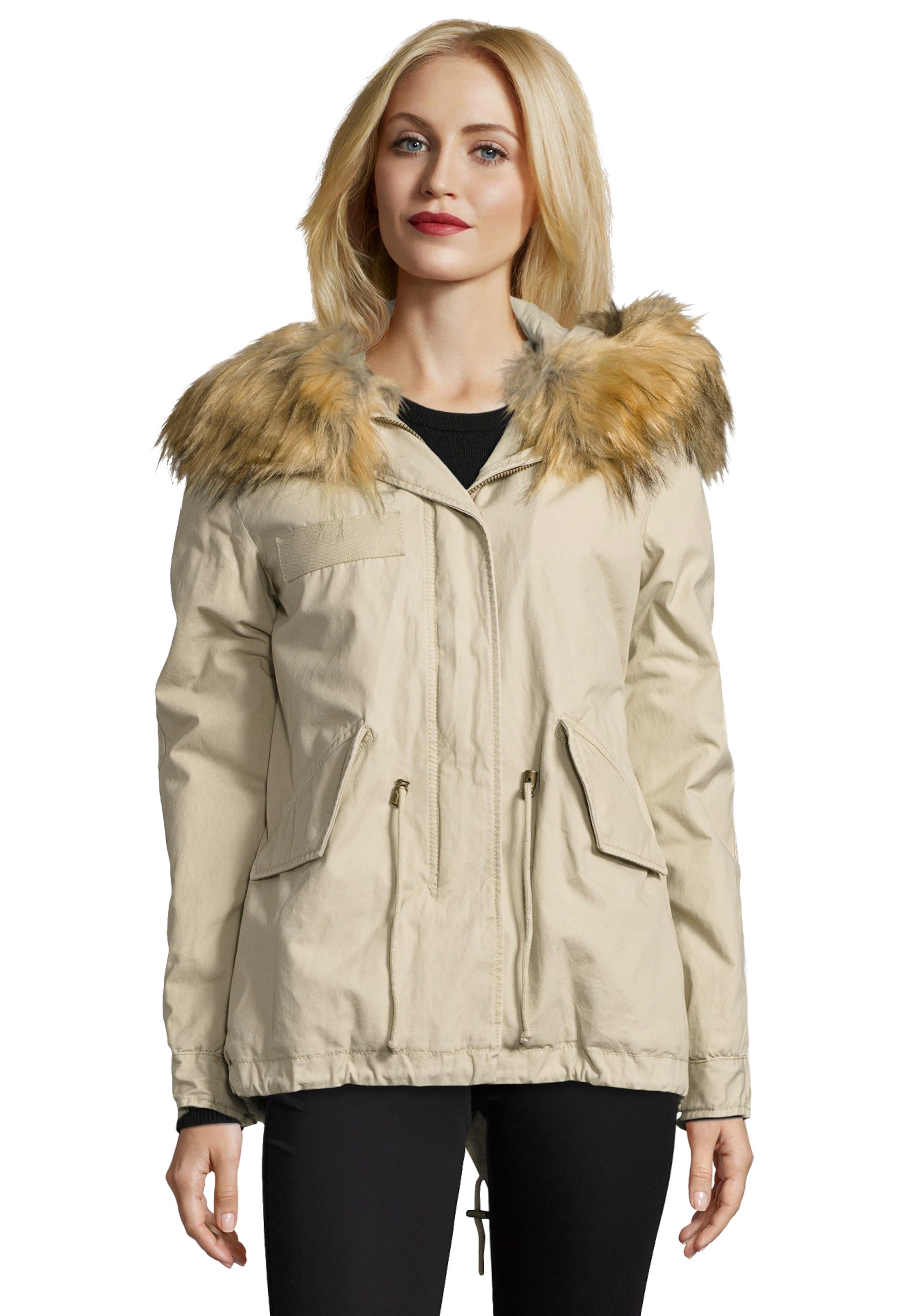 Blonde Parka 'zürs 316' No8 In Beige TlK1FJc