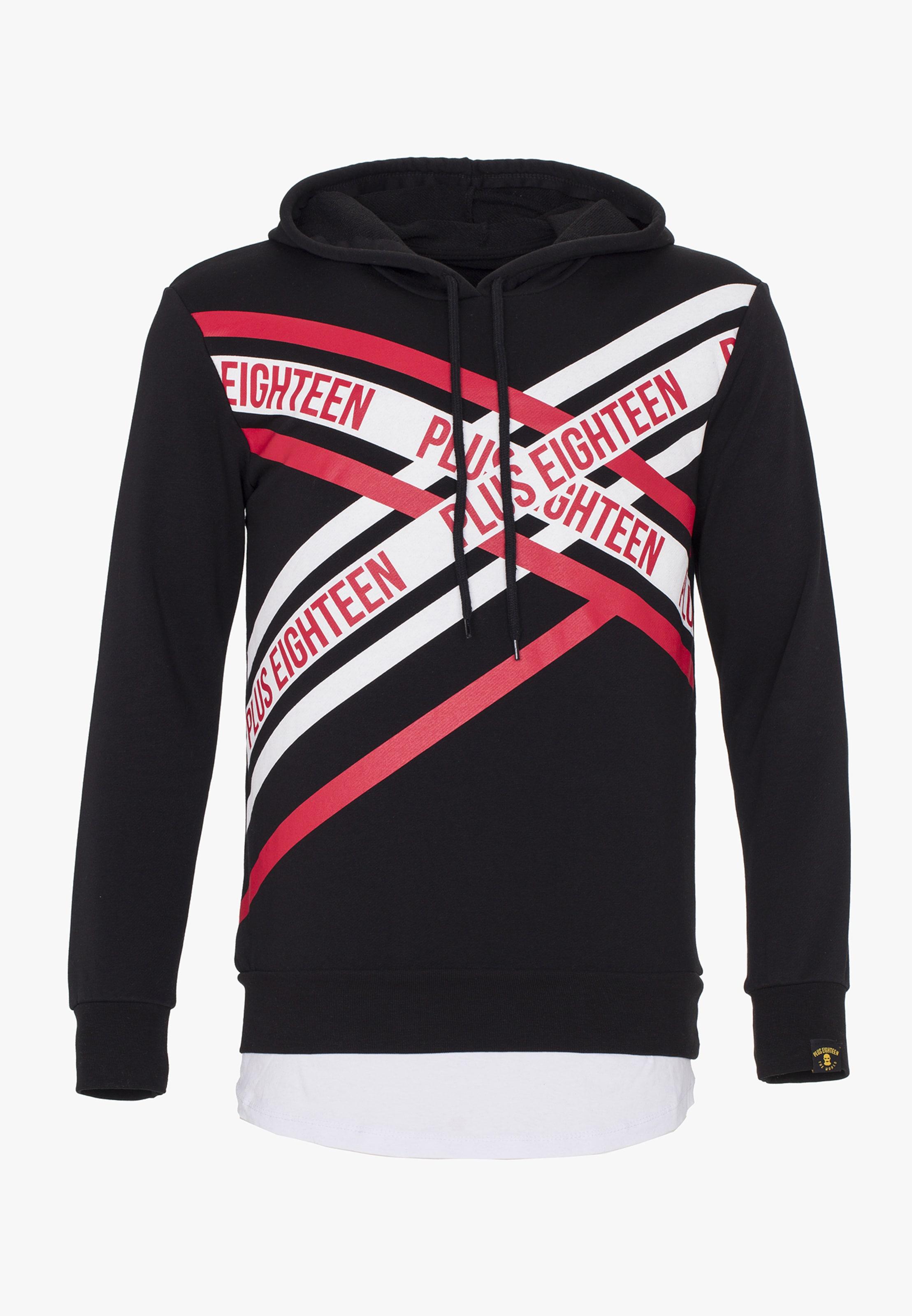 En Sweat Eighteen shirt Foncé Plus JauneViolet vnwm80N