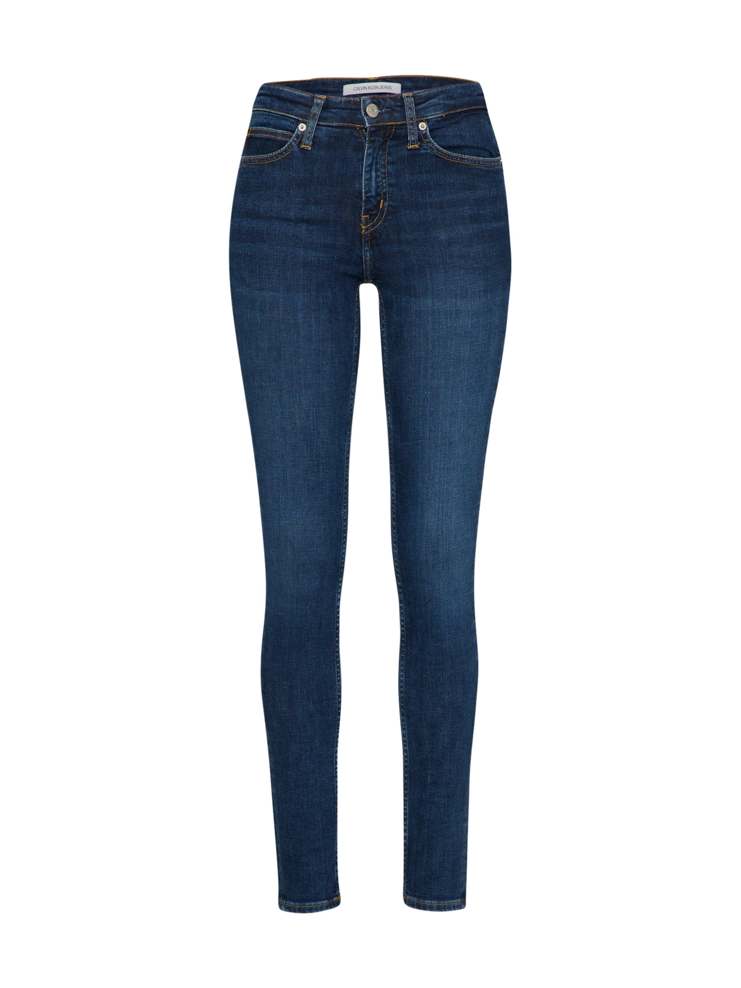 Blue Klein Jeans In Calvin Denim pUzSMV