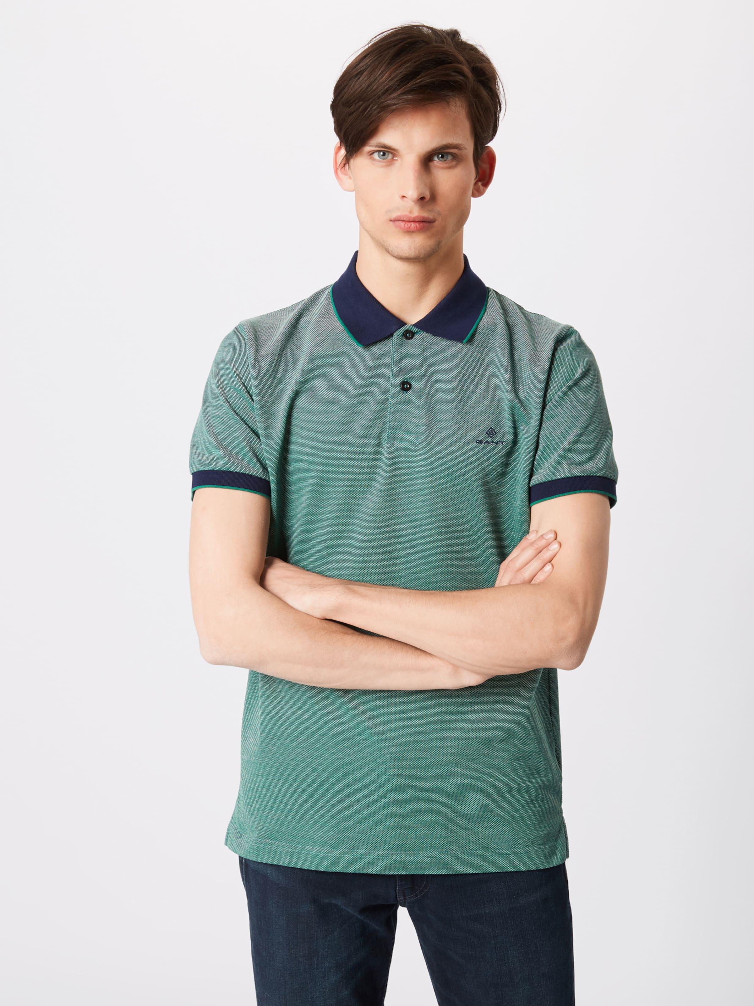 Ss Vert Foncé T Rugger' Oxford Pique Gant 'o14 shirt col En dCxBoe