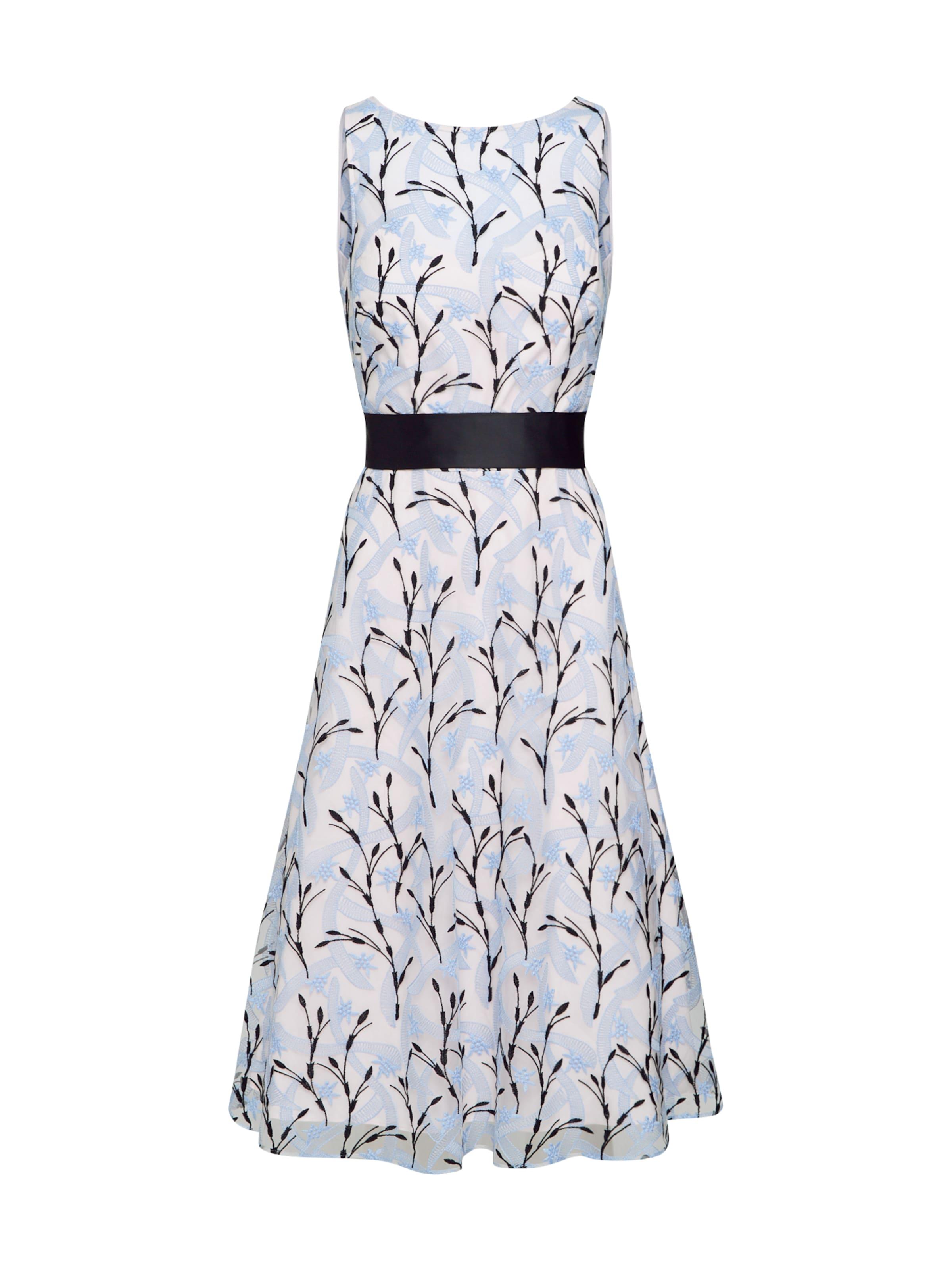 Robe En 'dante Coast Ivy Embroidered' Couleurs De ClairMélange Bleu f67ygb