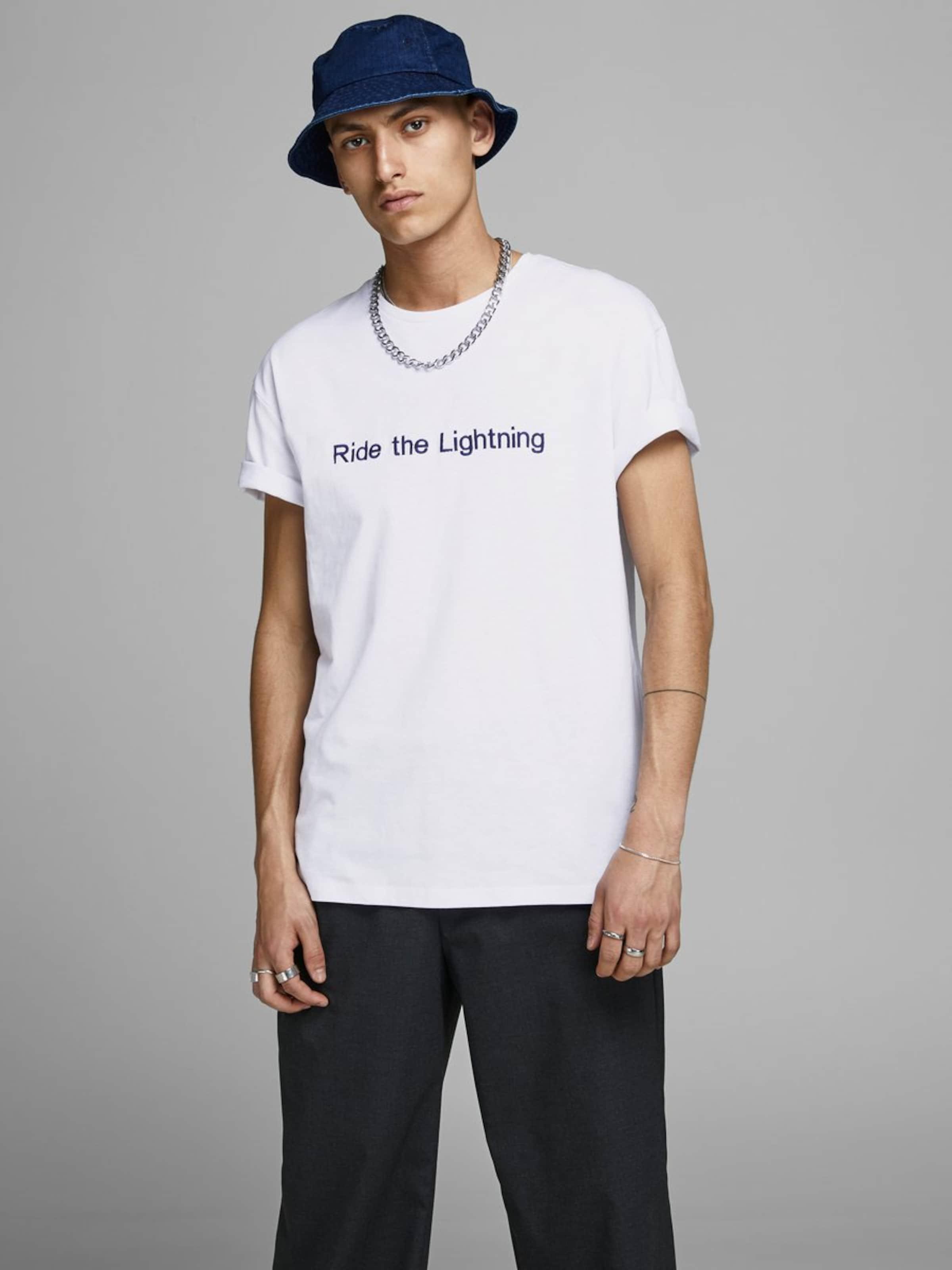 Jackamp; En 'metallica T Jones X' RougeNoir shirt 5Aj4R3L